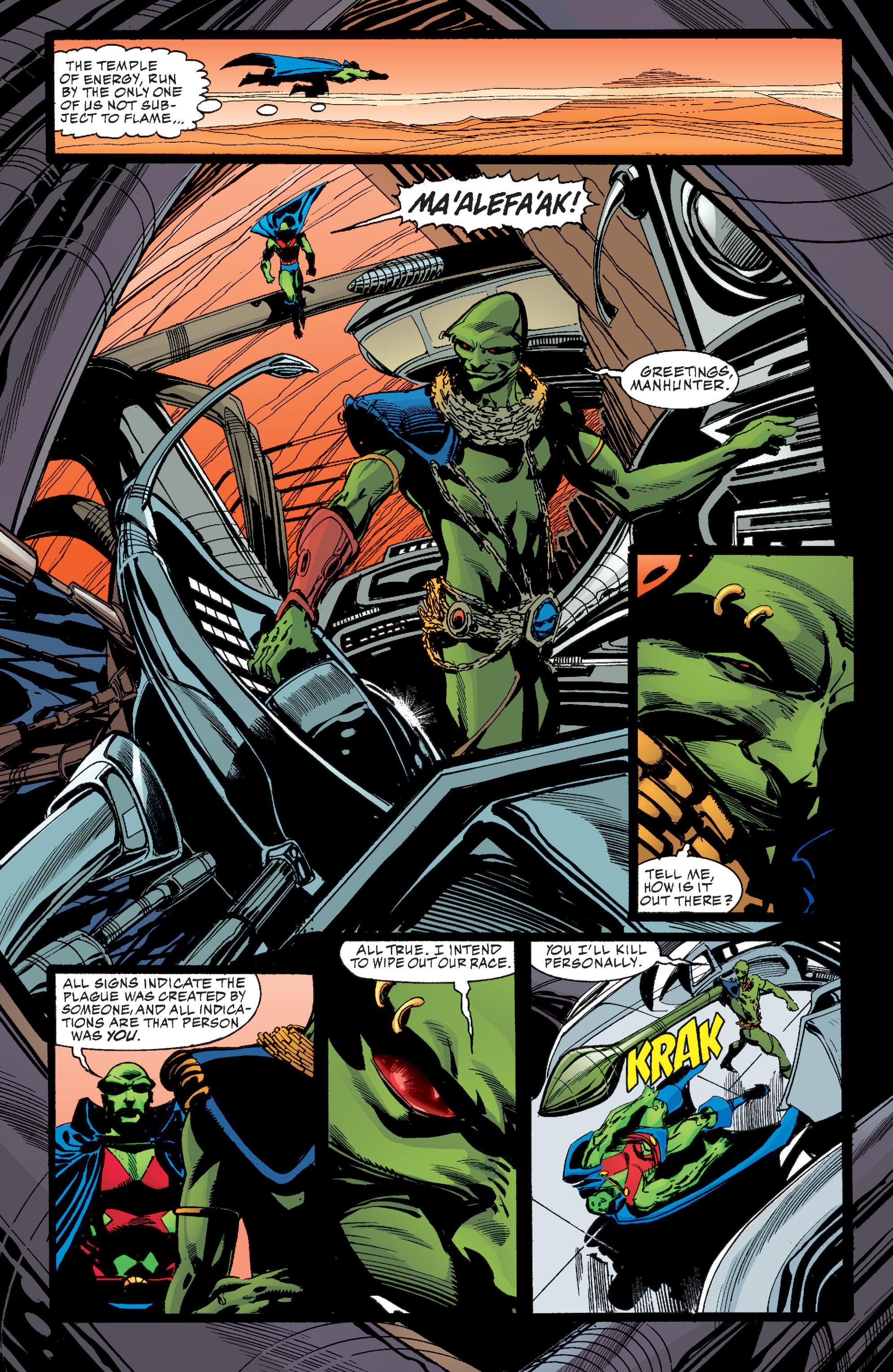 Read online Martian Manhunter: Son of Mars comic -  Issue # TPB - 204