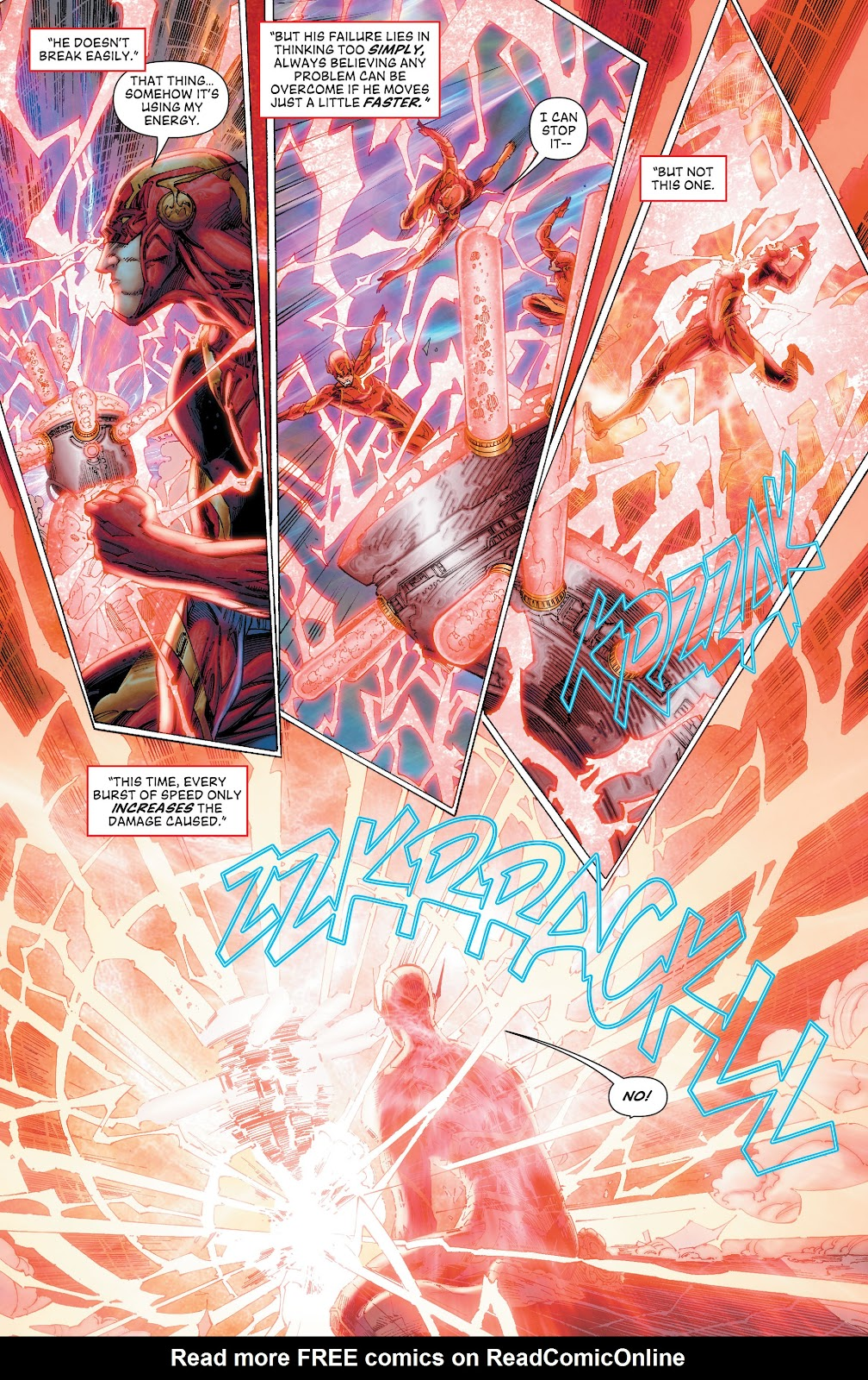 Read online The Flash (2011) comic -  Issue # _TPB 8 (Part 2) - 38