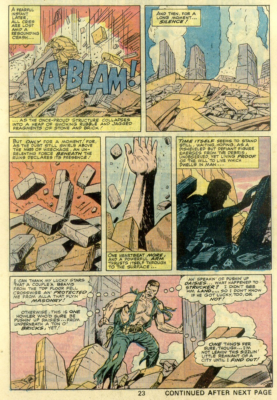 Read online Sgt. Fury comic -  Issue #131 - 25