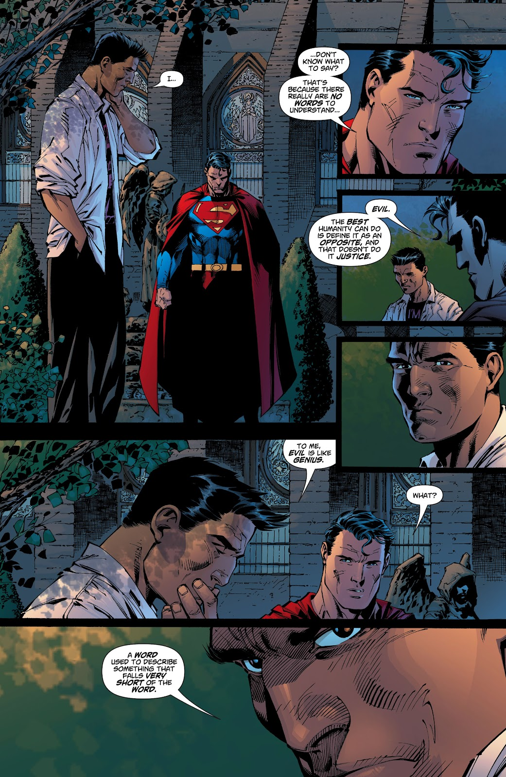 Read online Superman: For Tomorrow comic -  Issue # TPB (Part 1) - 93
