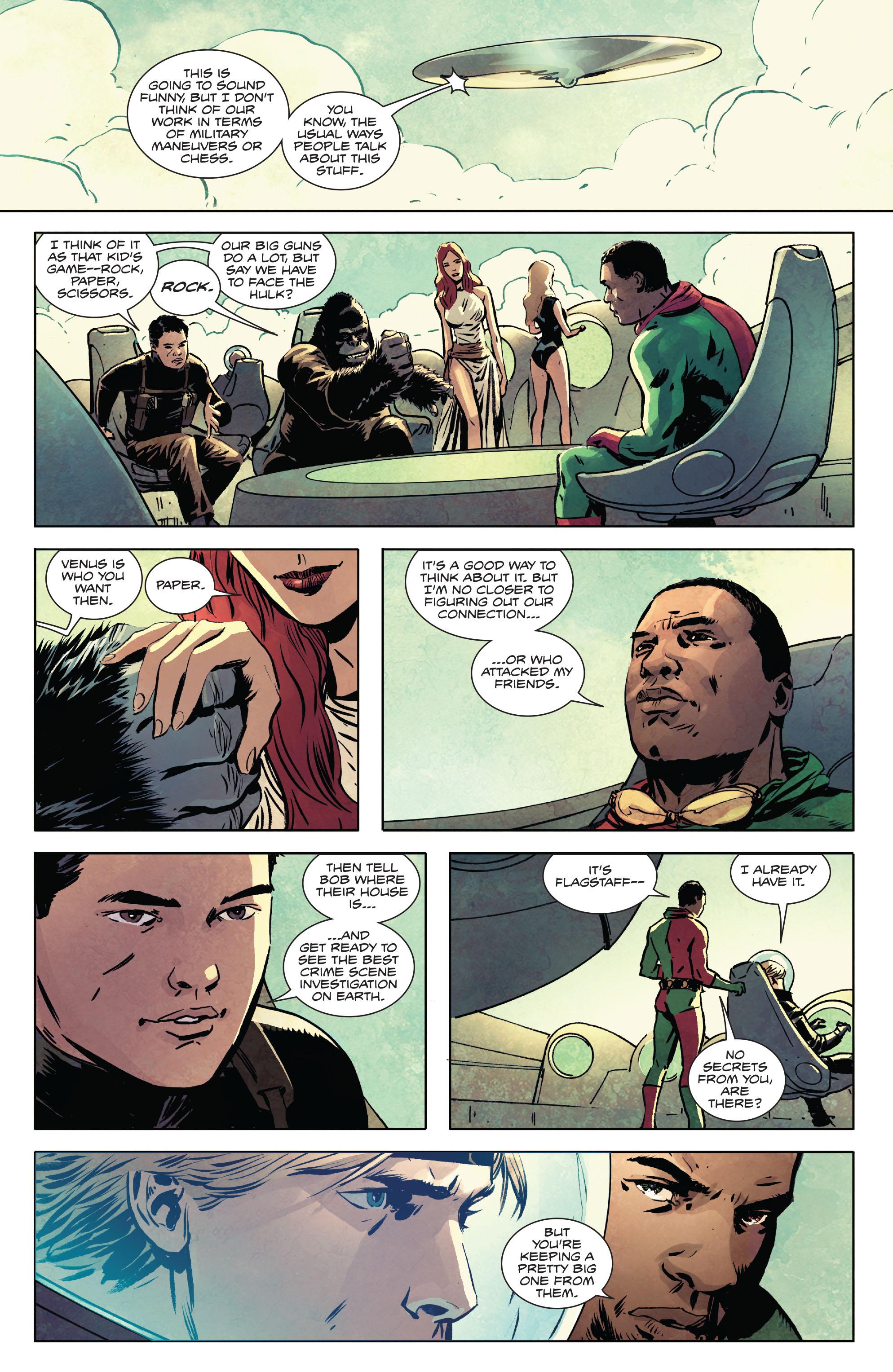 Read online Atlas comic -  Issue #2 - 18