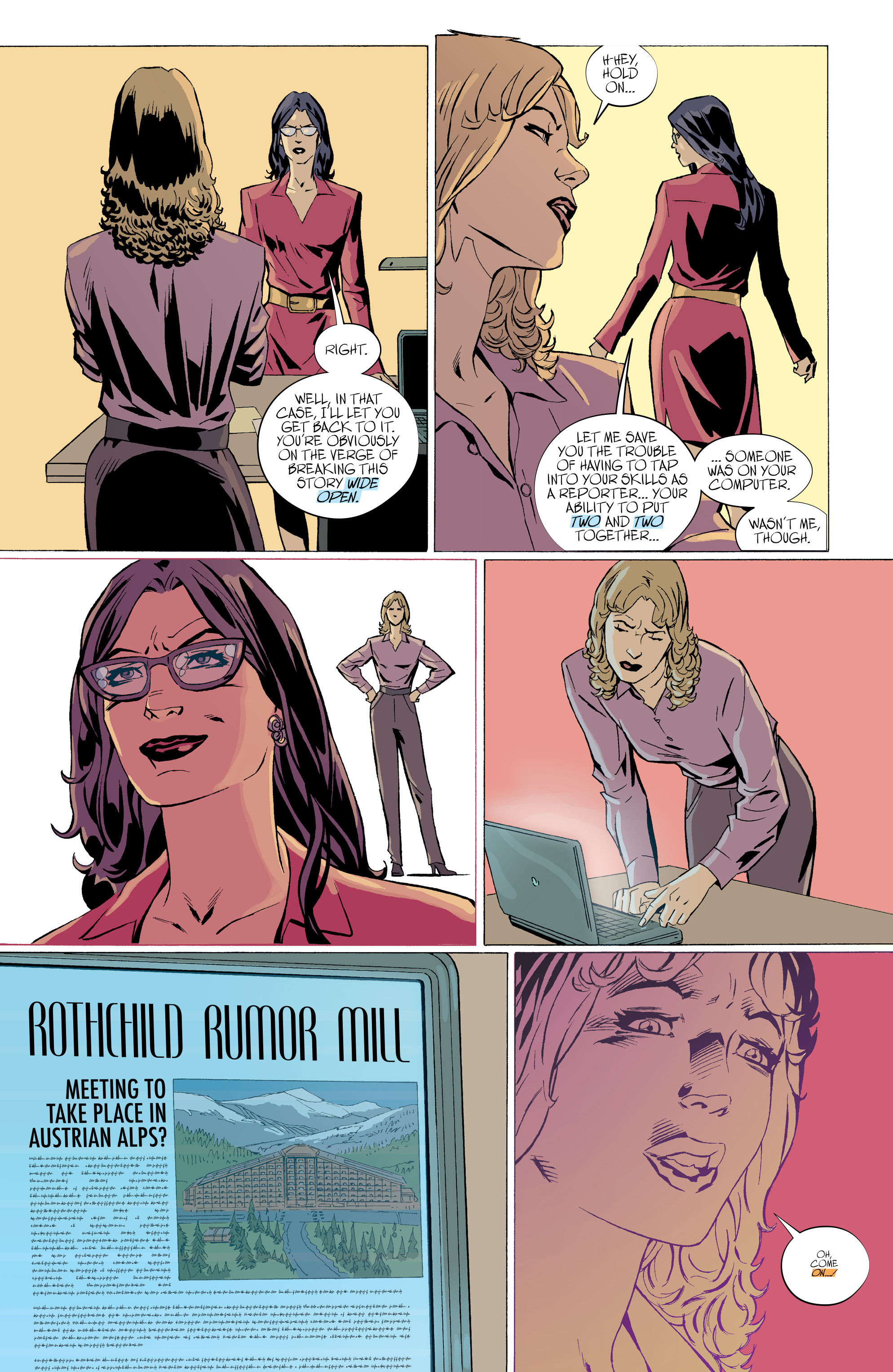Read online Sex comic -  Issue #33 - 19