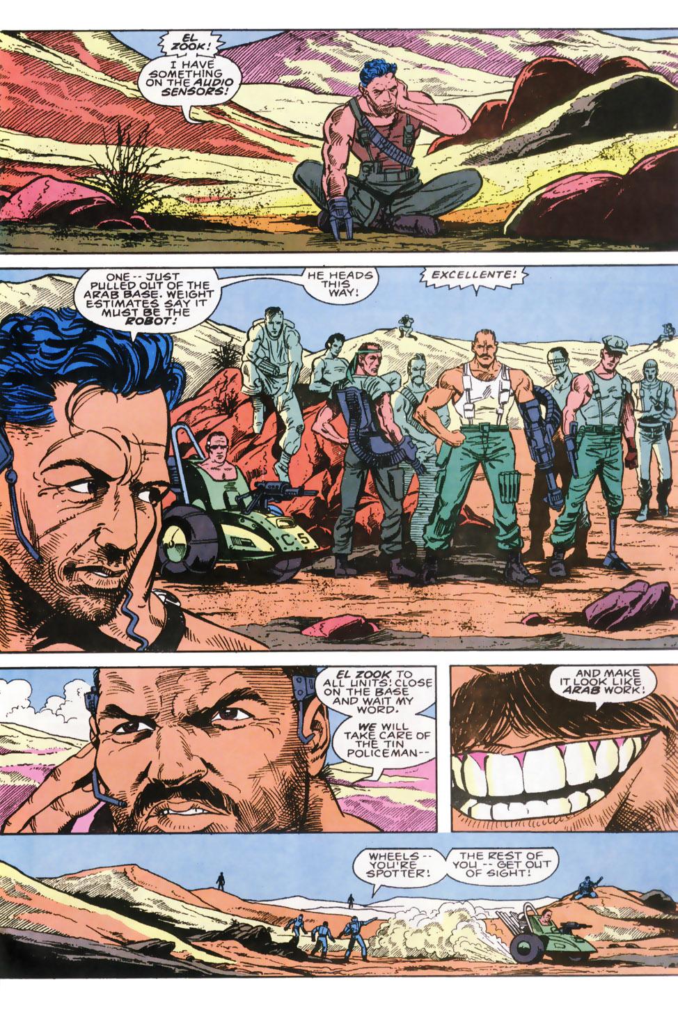 Read online Robocop (1990) comic -  Issue #6 - 11