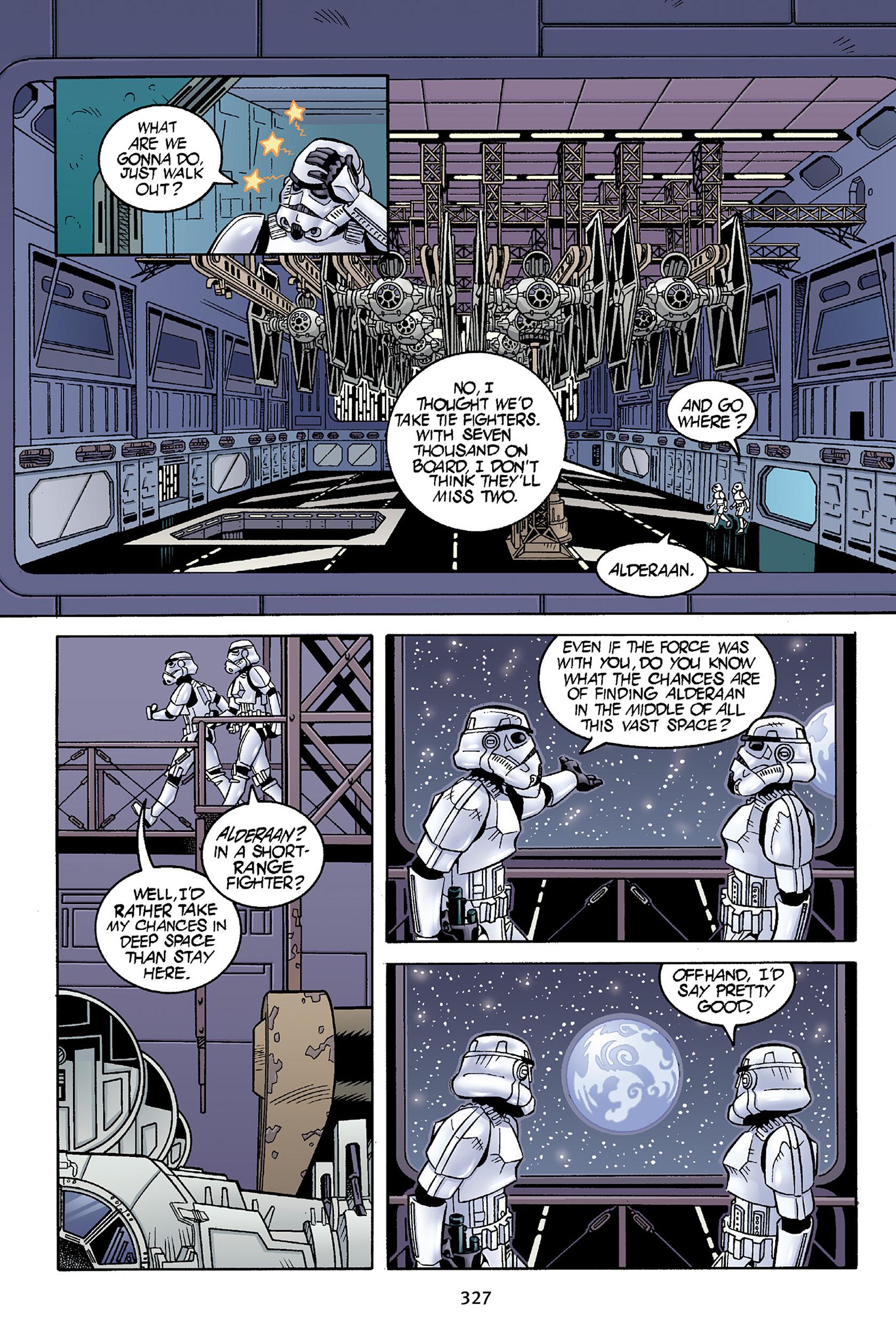 Read online Star Wars Omnibus comic -  Issue # Vol. 30 - 323