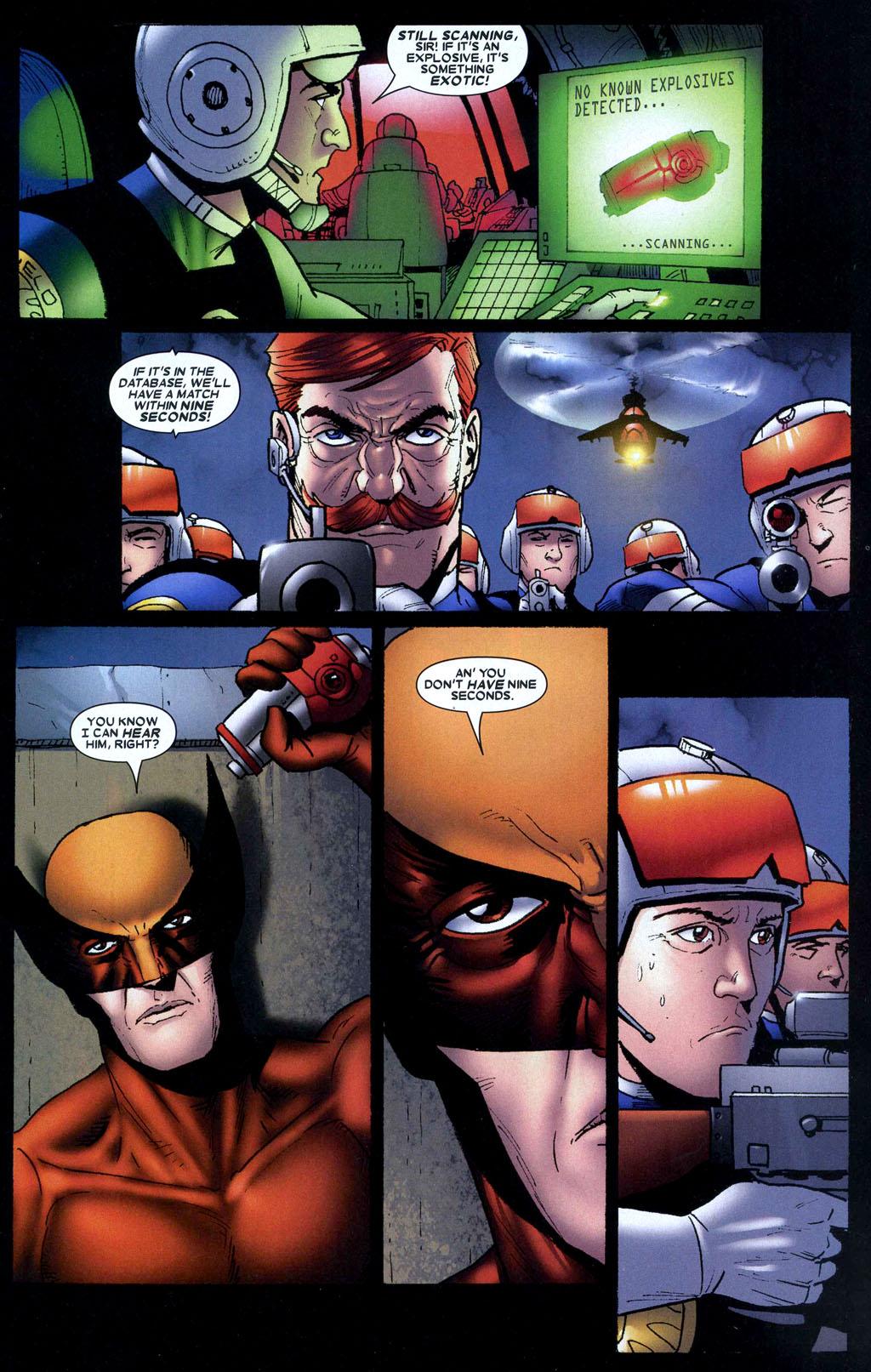 Read online Wolverine: Origins comic -  Issue #10 - 4