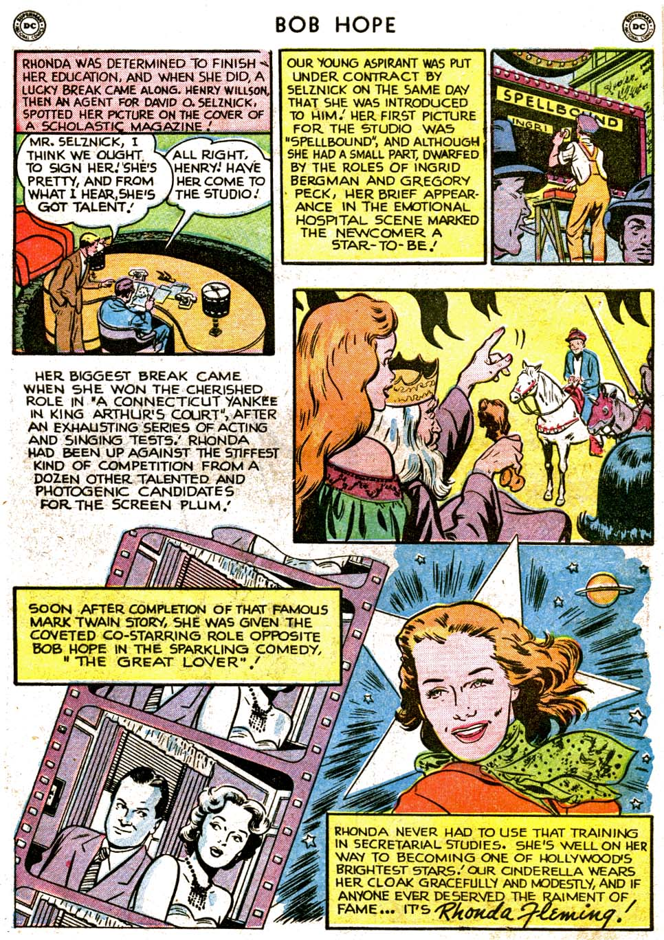 The Adventures of Bob Hope issue 1 - Page 14