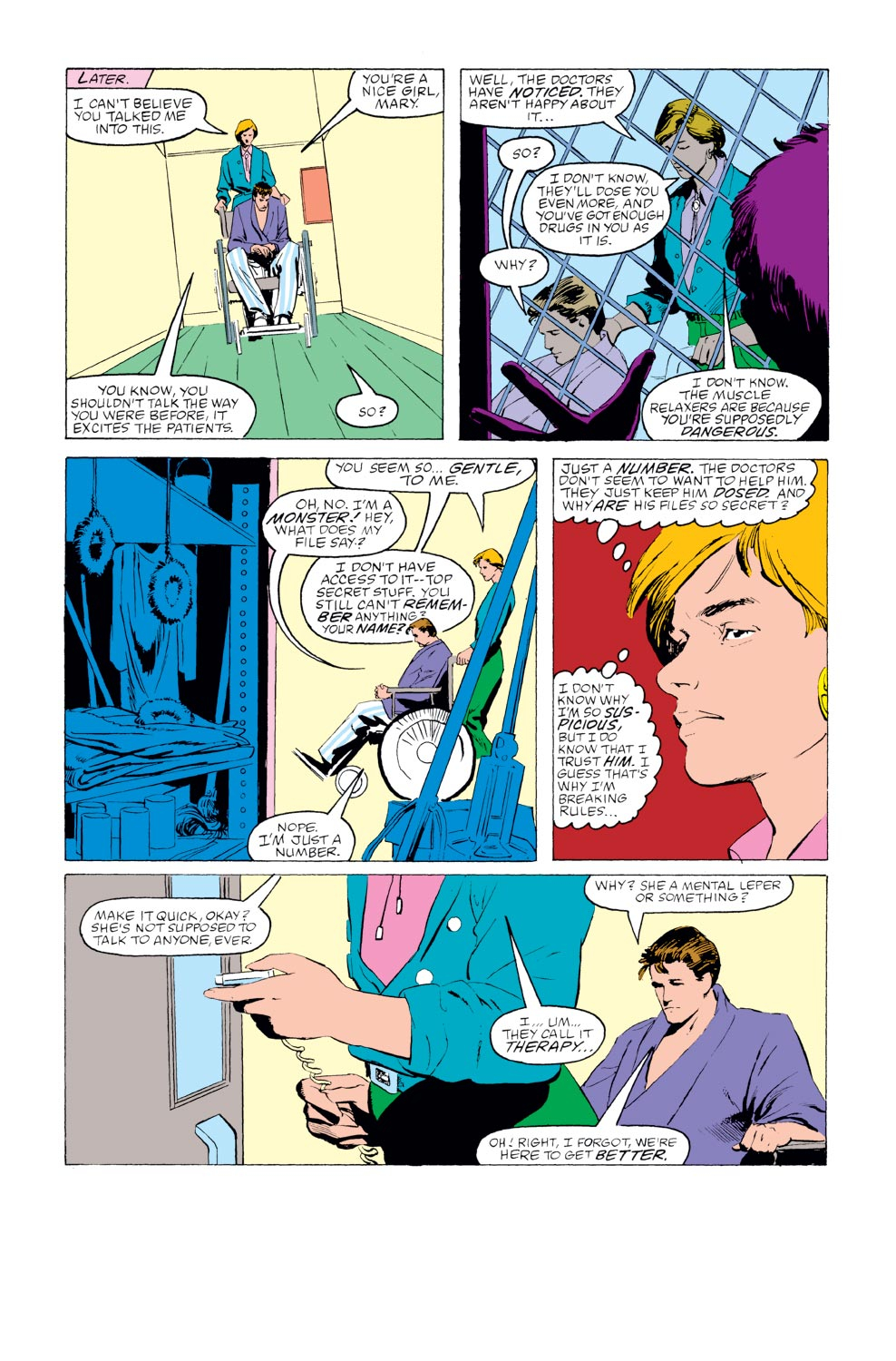 The Amazing Spider-Man (1963) 295 Page 9