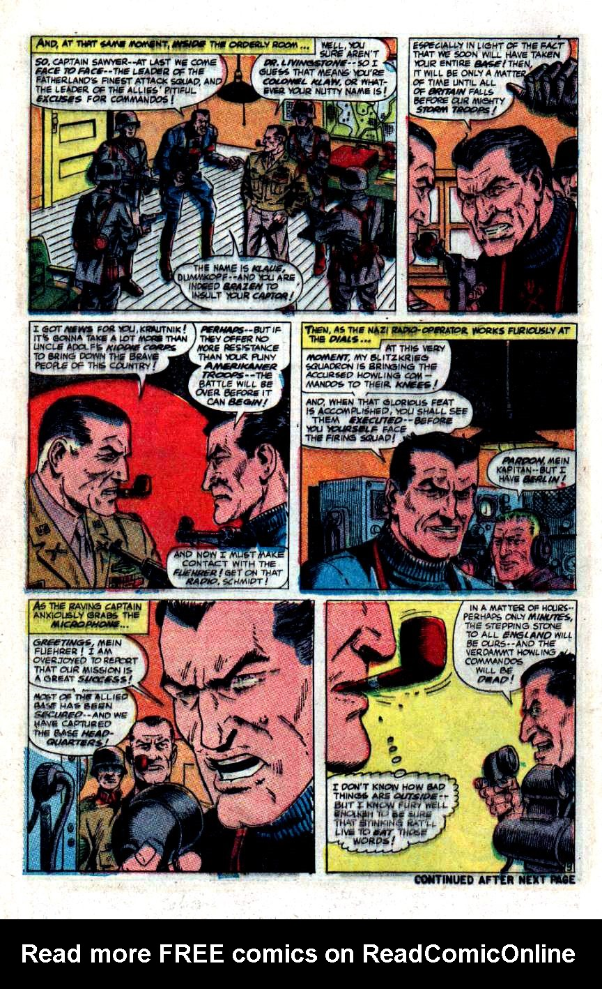 Read online Sgt. Fury comic -  Issue #48 - 12