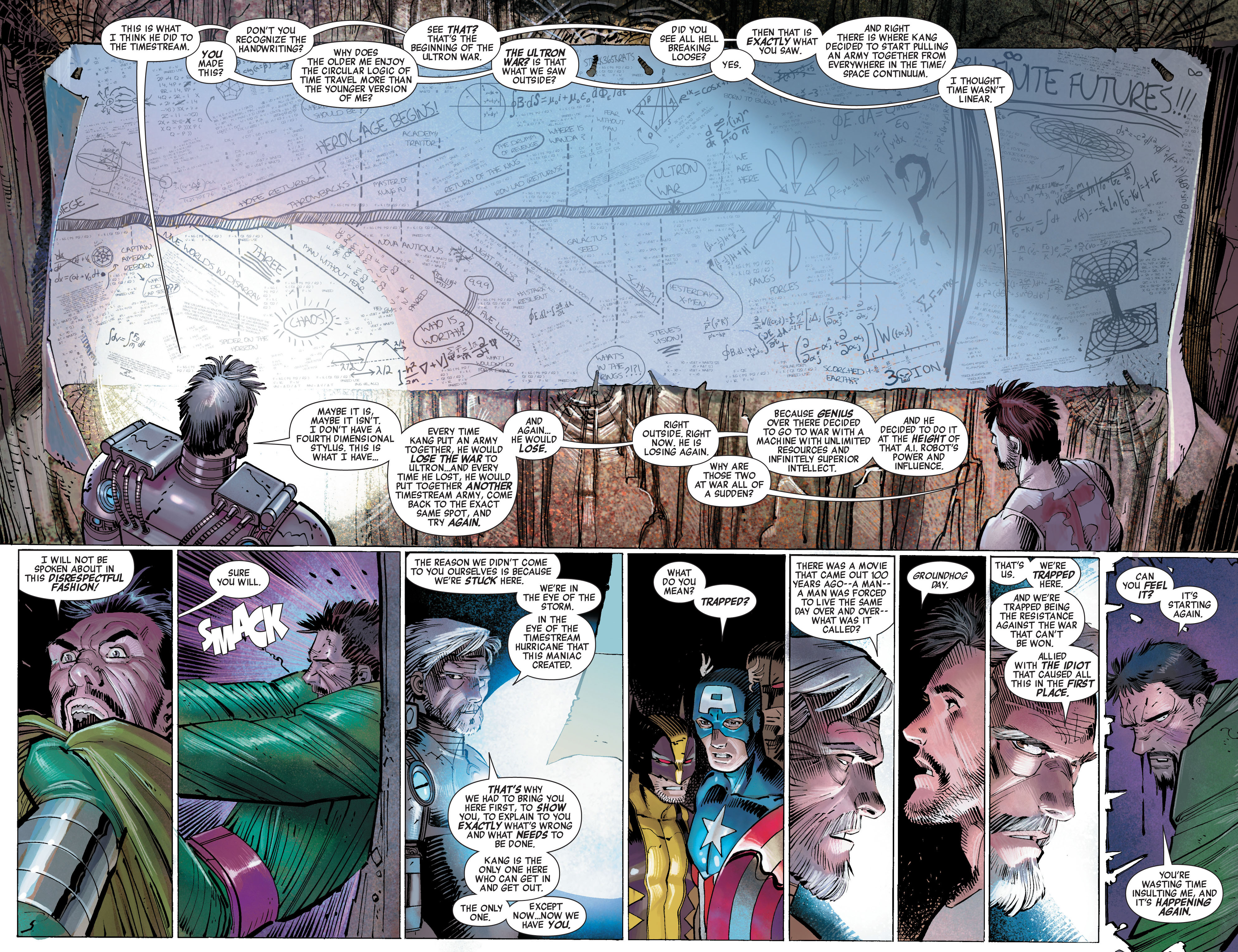 Read online Avengers (2010) comic -  Issue #5 - 10