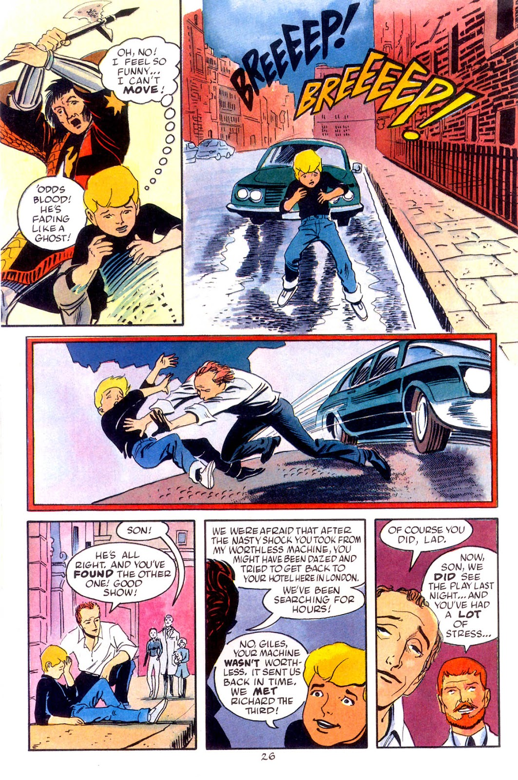Jonny Quest (1986) issue 10 - Page 28