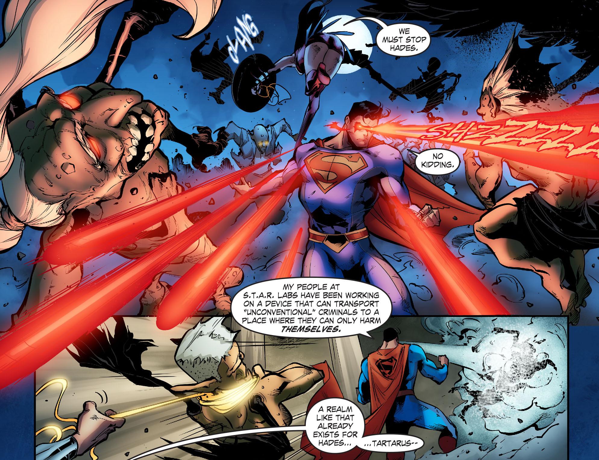 Read online Smallville: Season 11 comic -  Issue #68 - 11