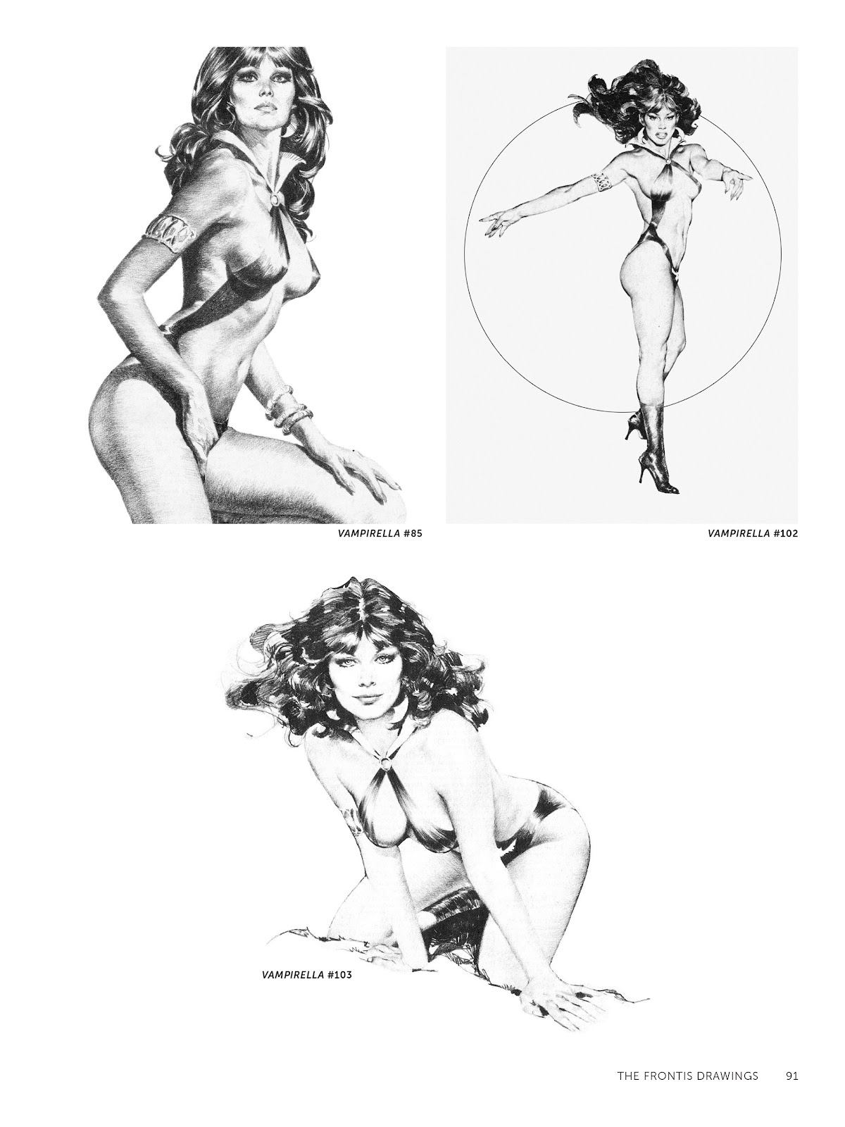 Read online The Art of Jose Gonzalez comic -  Issue # TPB (Part 1) - 92