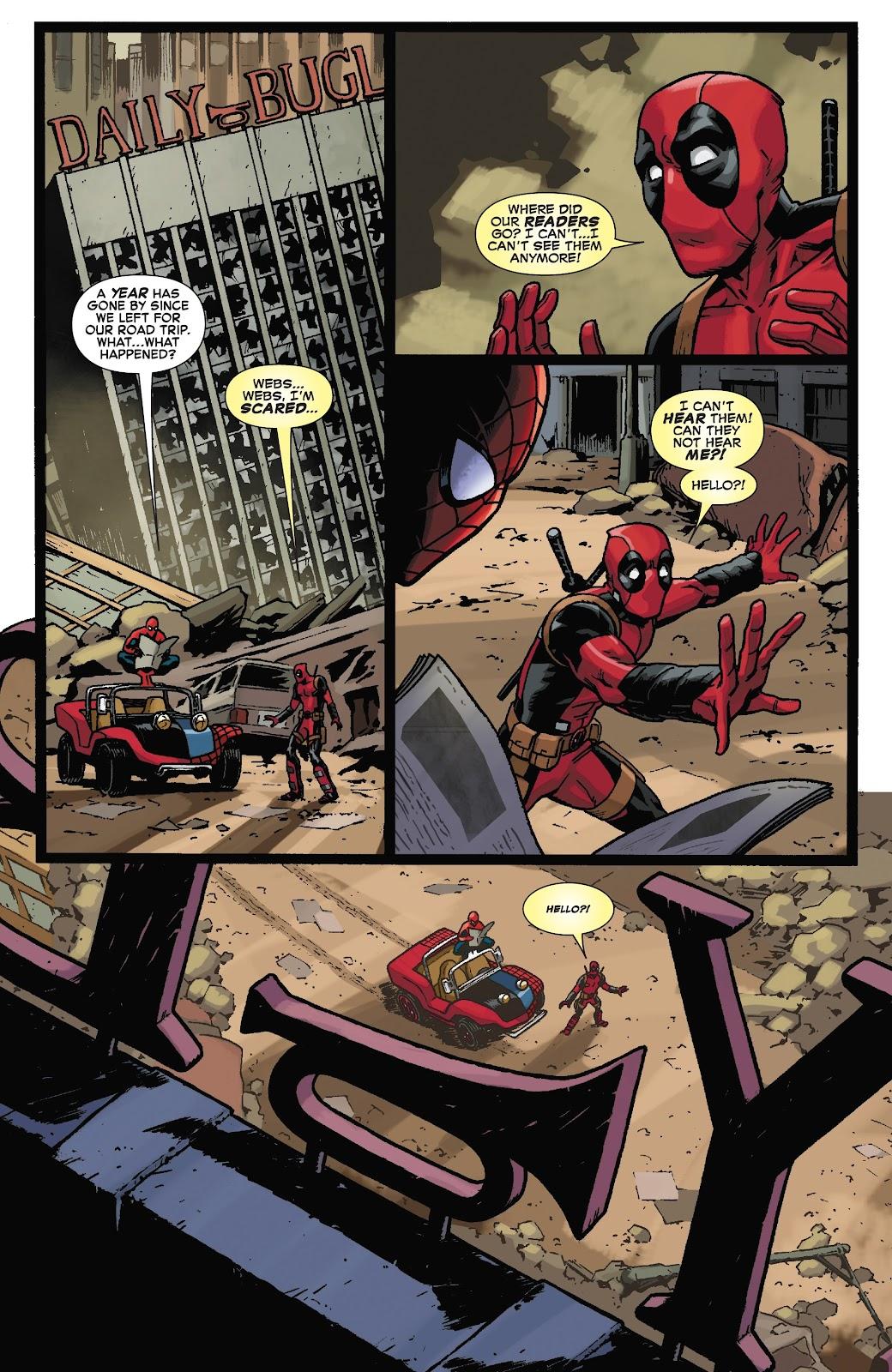 Read online Spider-Man/Deadpool comic -  Issue #46 - 6