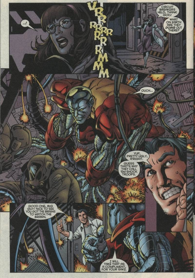 Excalibur (1988) issue 105 - Page 16