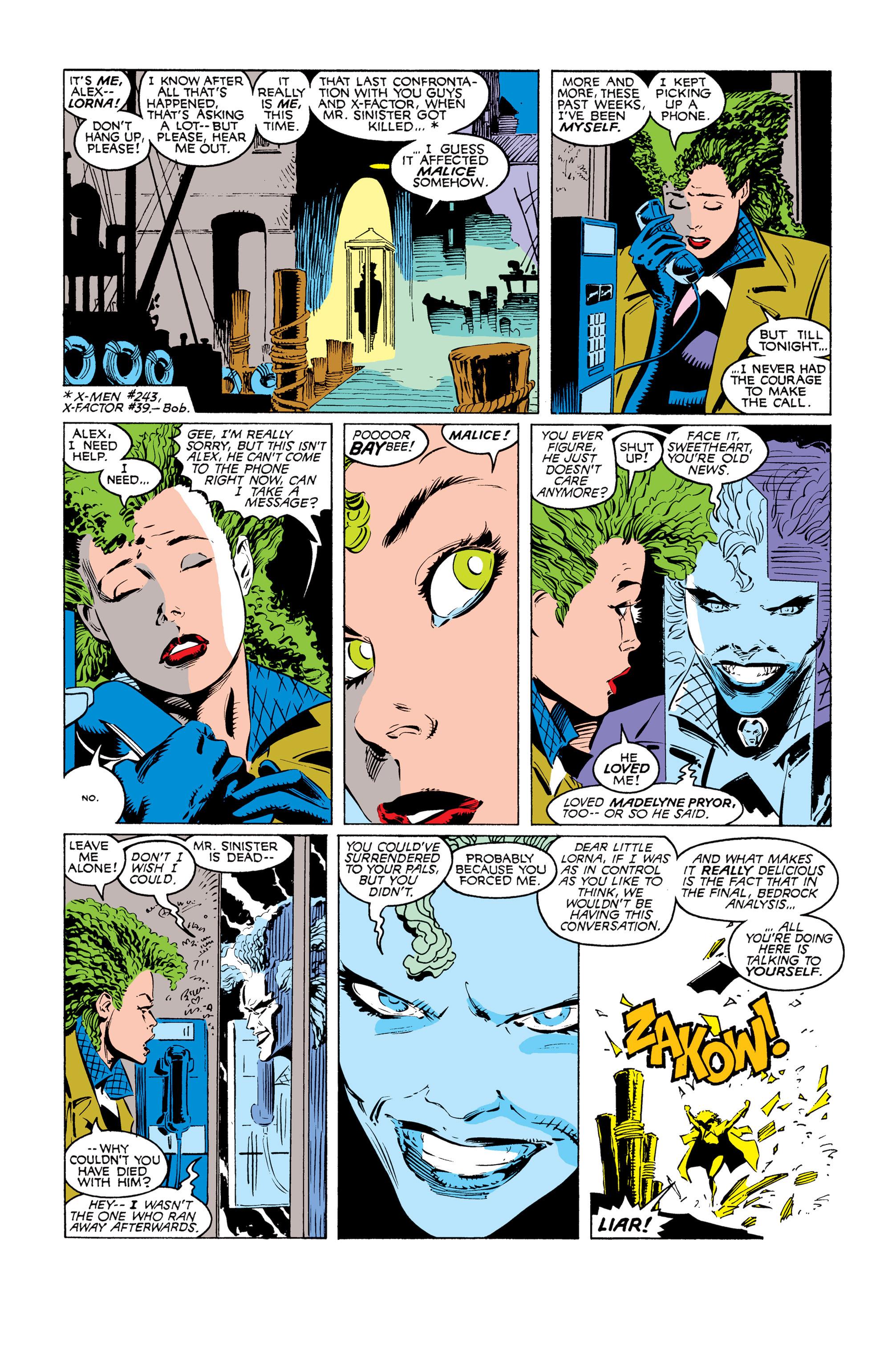 Read online Uncanny X-Men (1963) comic -  Issue #249 - 7
