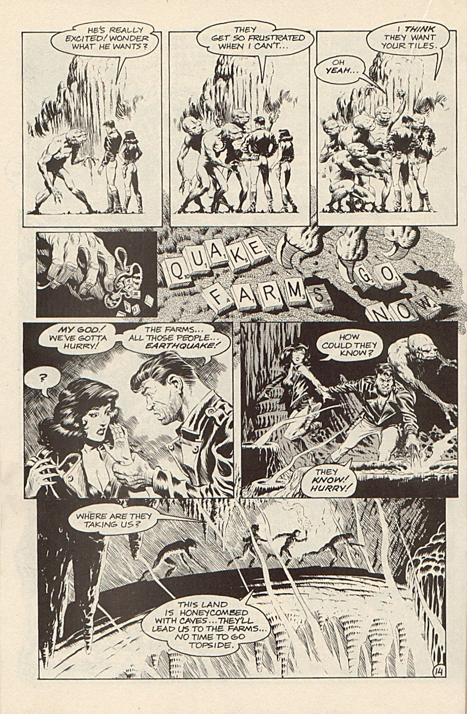 Read online Xenozoic Tales comic -  Issue #3 - 17