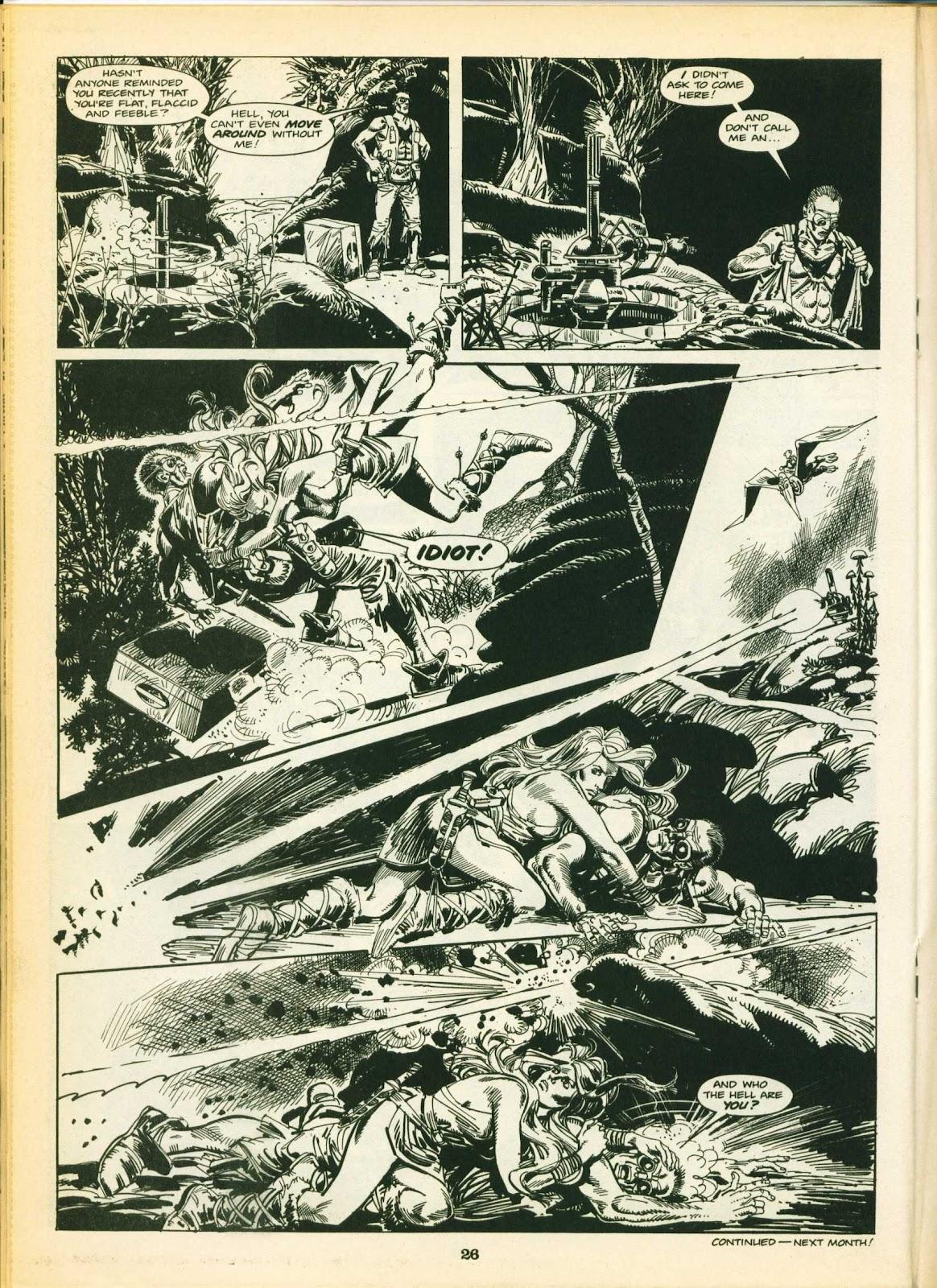 Warrior Issue #15 #16 - English 26