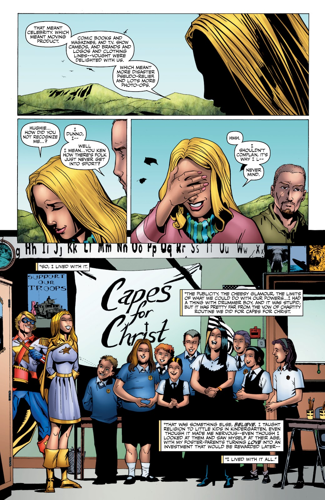 Read online The Boys Omnibus comic -  Issue # TPB 4 (Part 4) - 1
