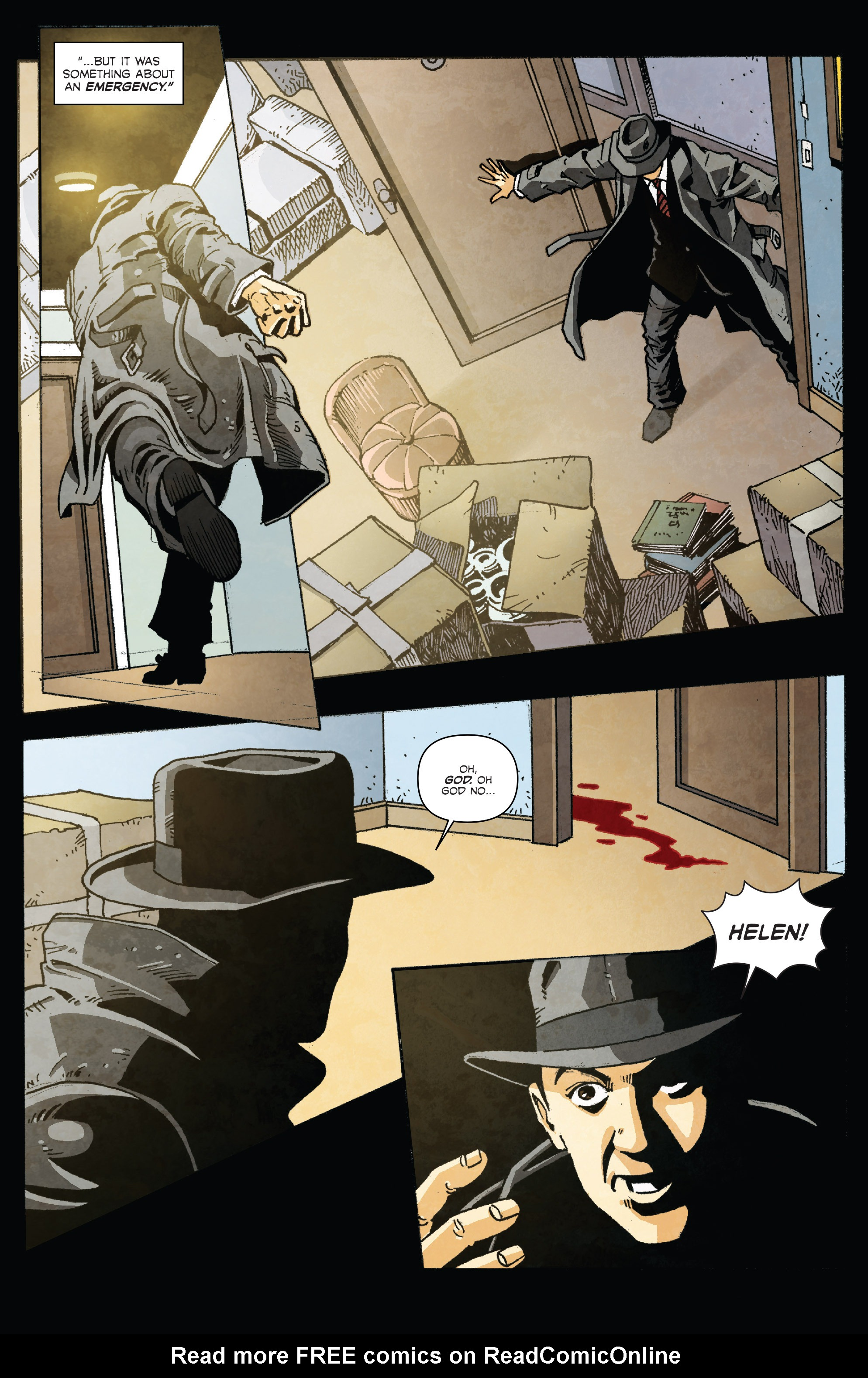Read online Seduction of the Innocent (2015) comic -  Issue #2 - 10