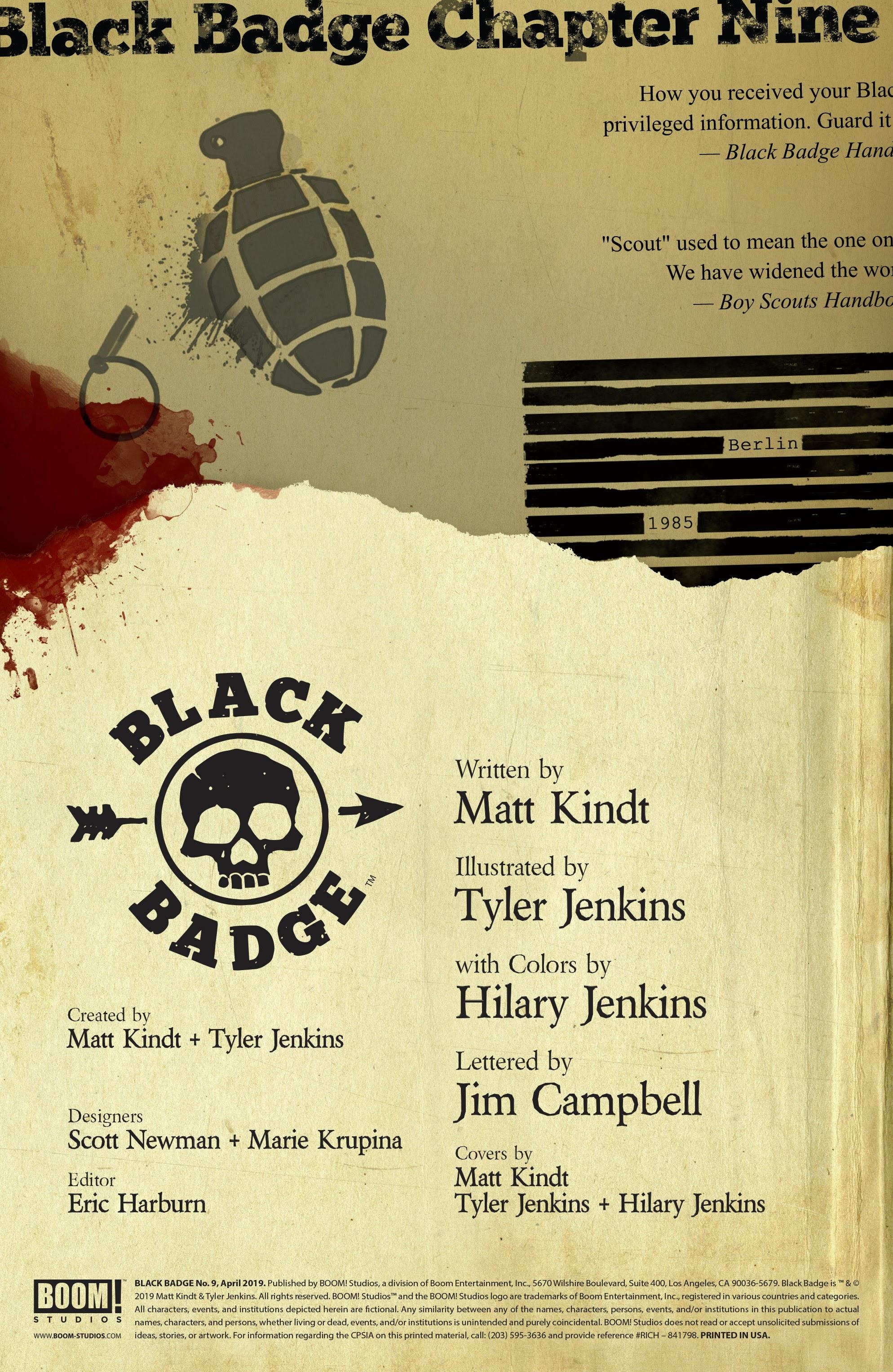 Black Badge 9 Page 2