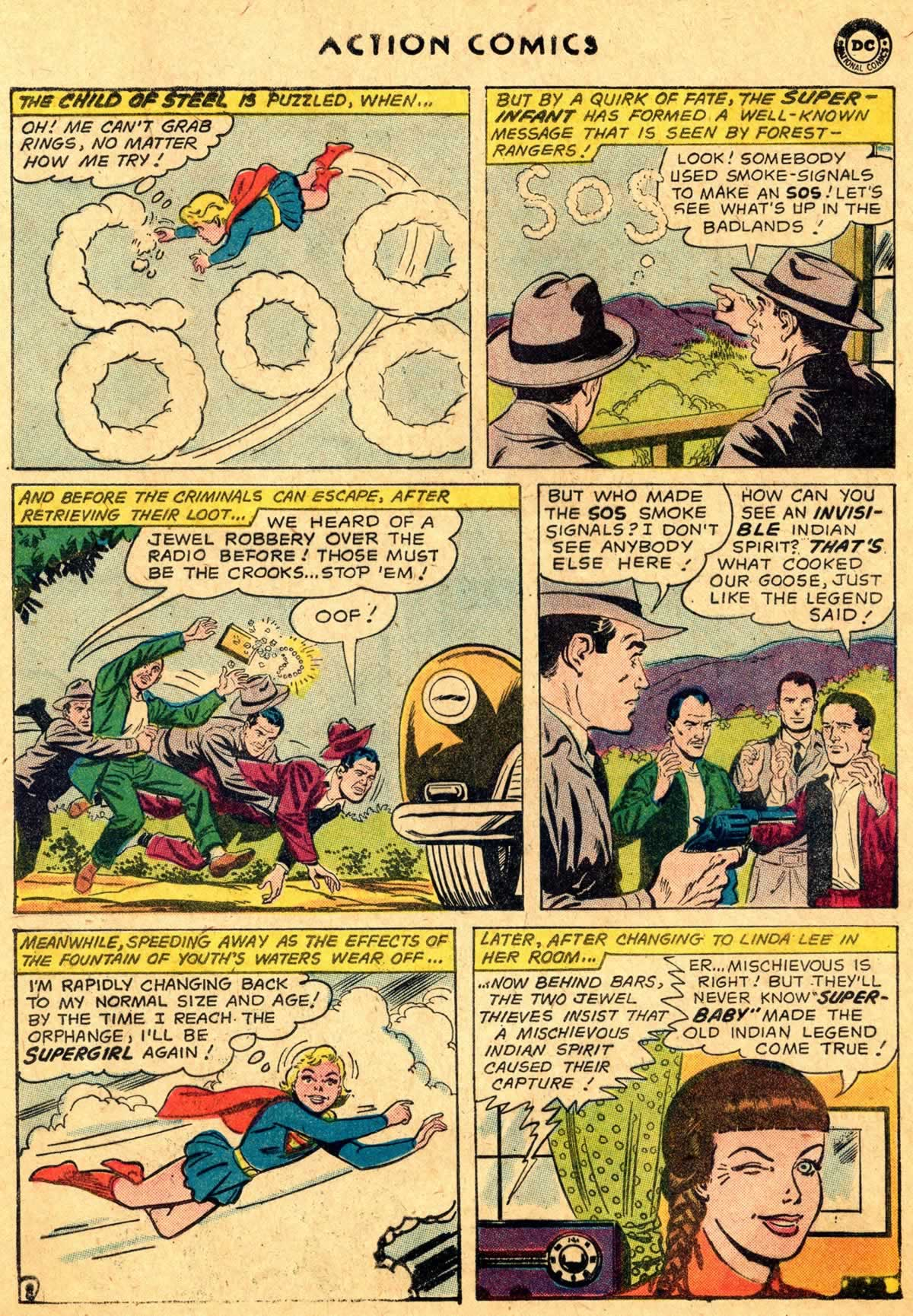 Action Comics (1938) 260 Page 20