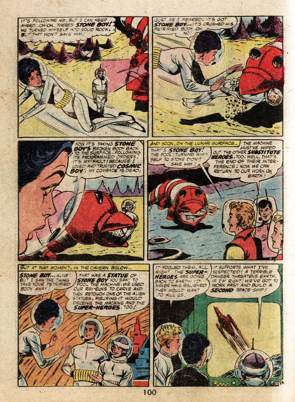 Read online Adventure Comics (1938) comic -  Issue #500 - 100