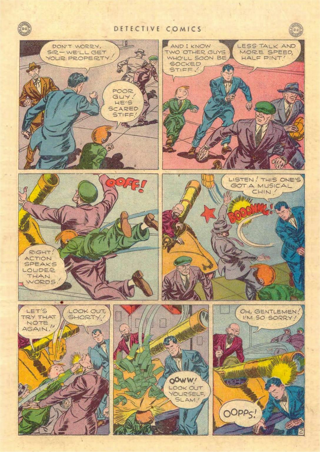 Read online Detective Comics (1937) comic -  Issue #97 - 17