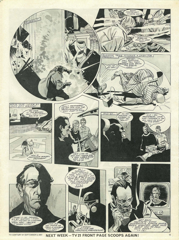 Read online TV Century 21 (TV 21) comic -  Issue #138 - 14