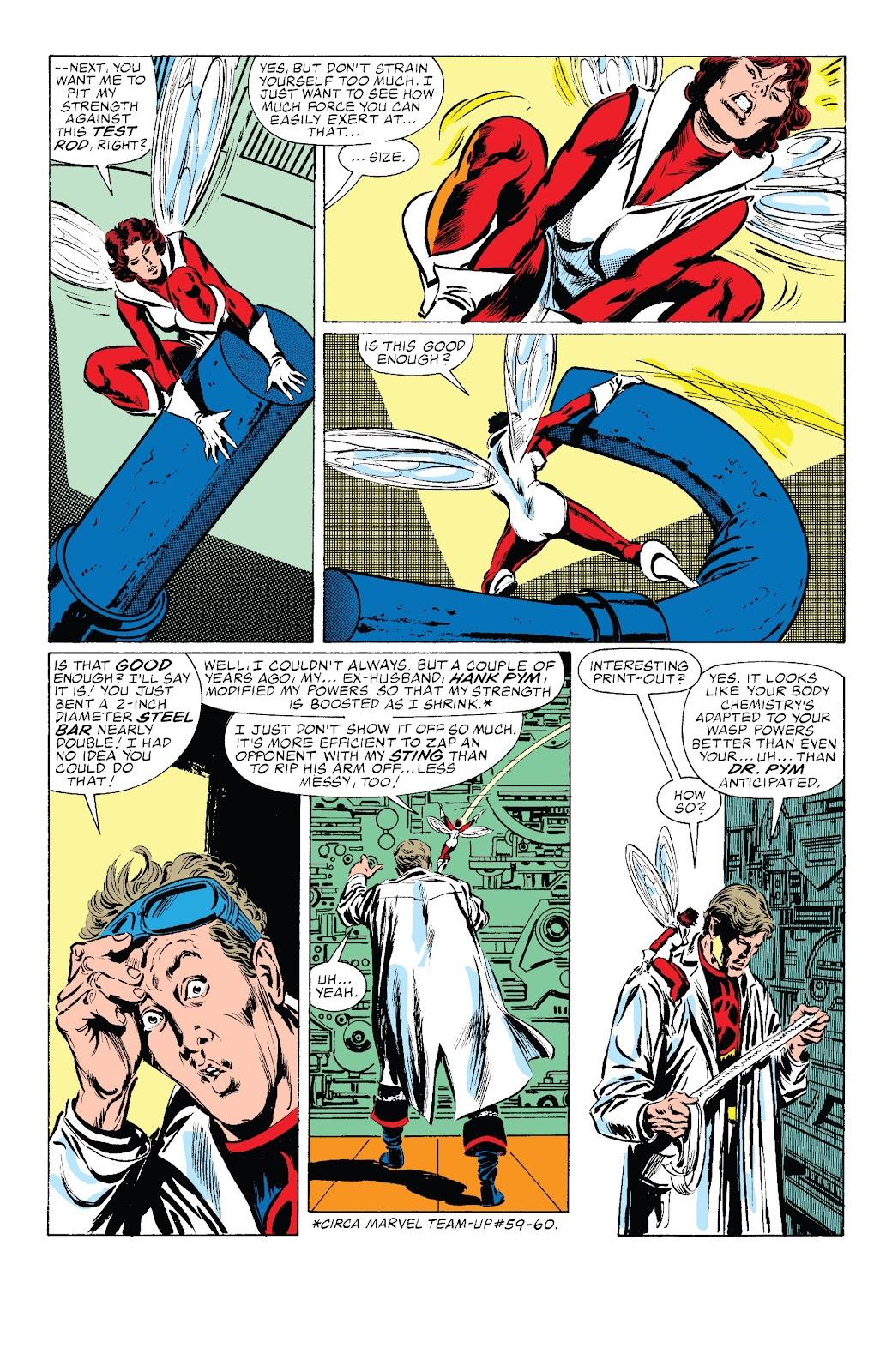Read online Marvel Tales: Avengers comic -  Issue # Full - 50