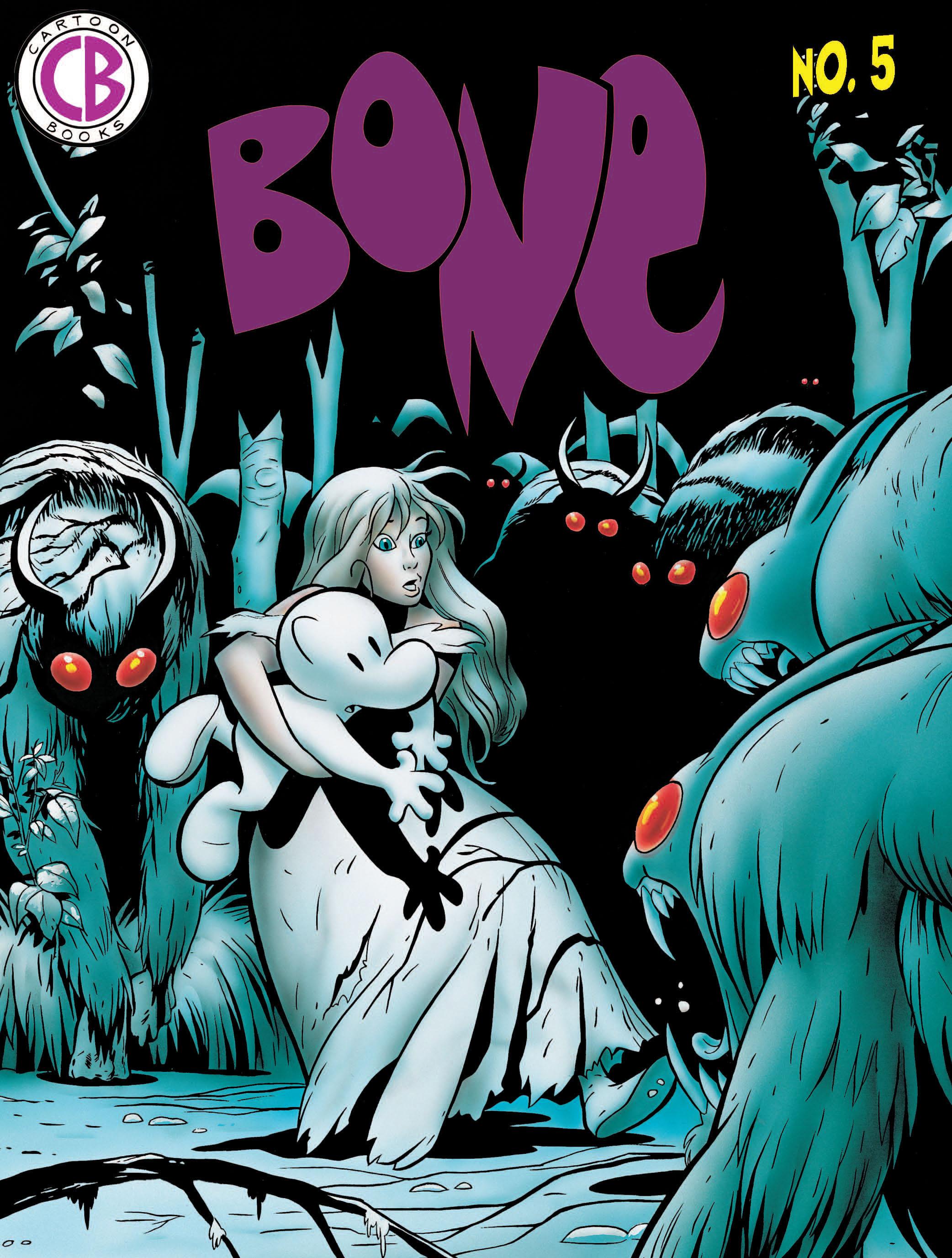 Bone 1991 Issue 5