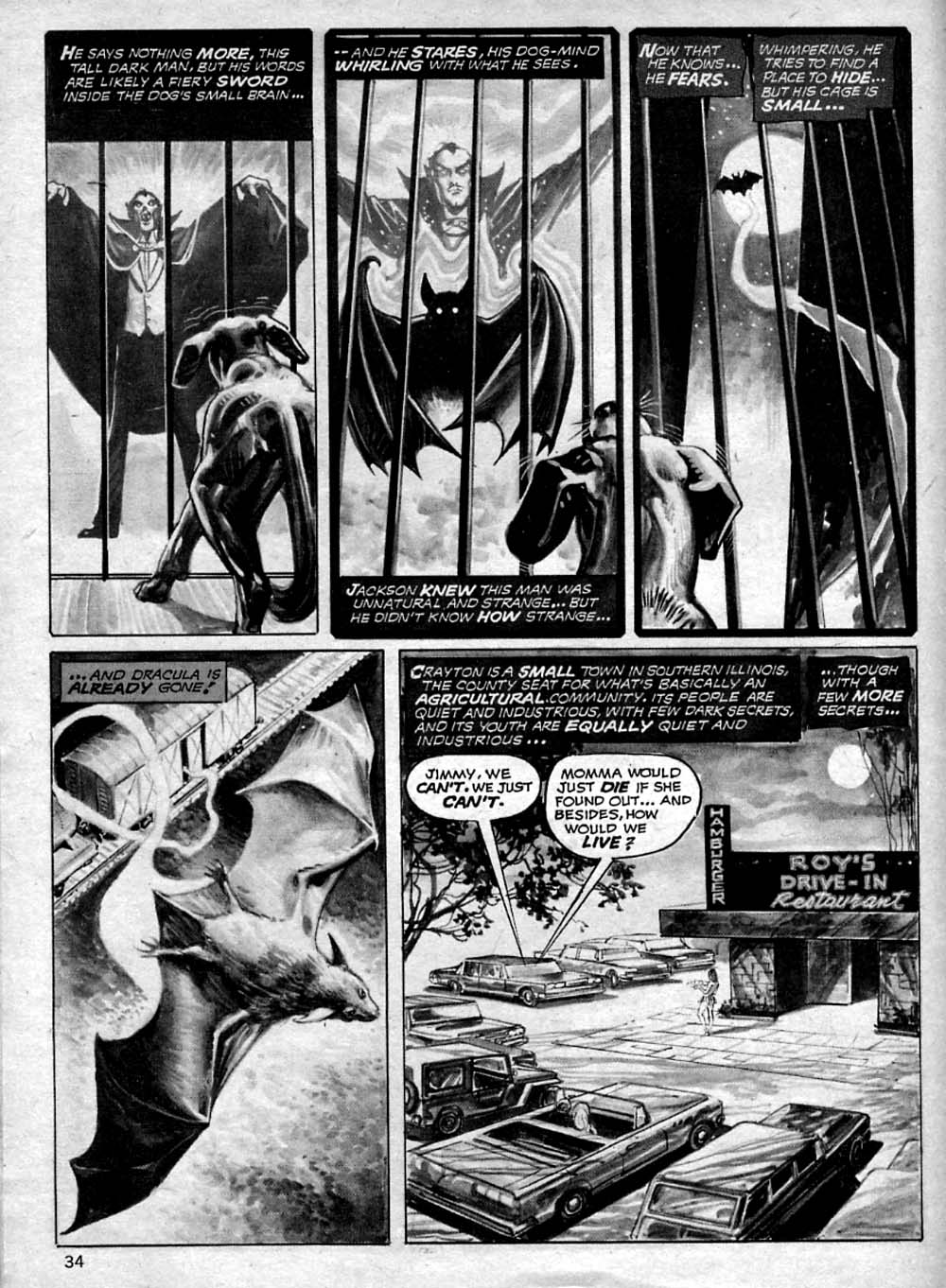 Dracula Lives issue 9 - Page 31