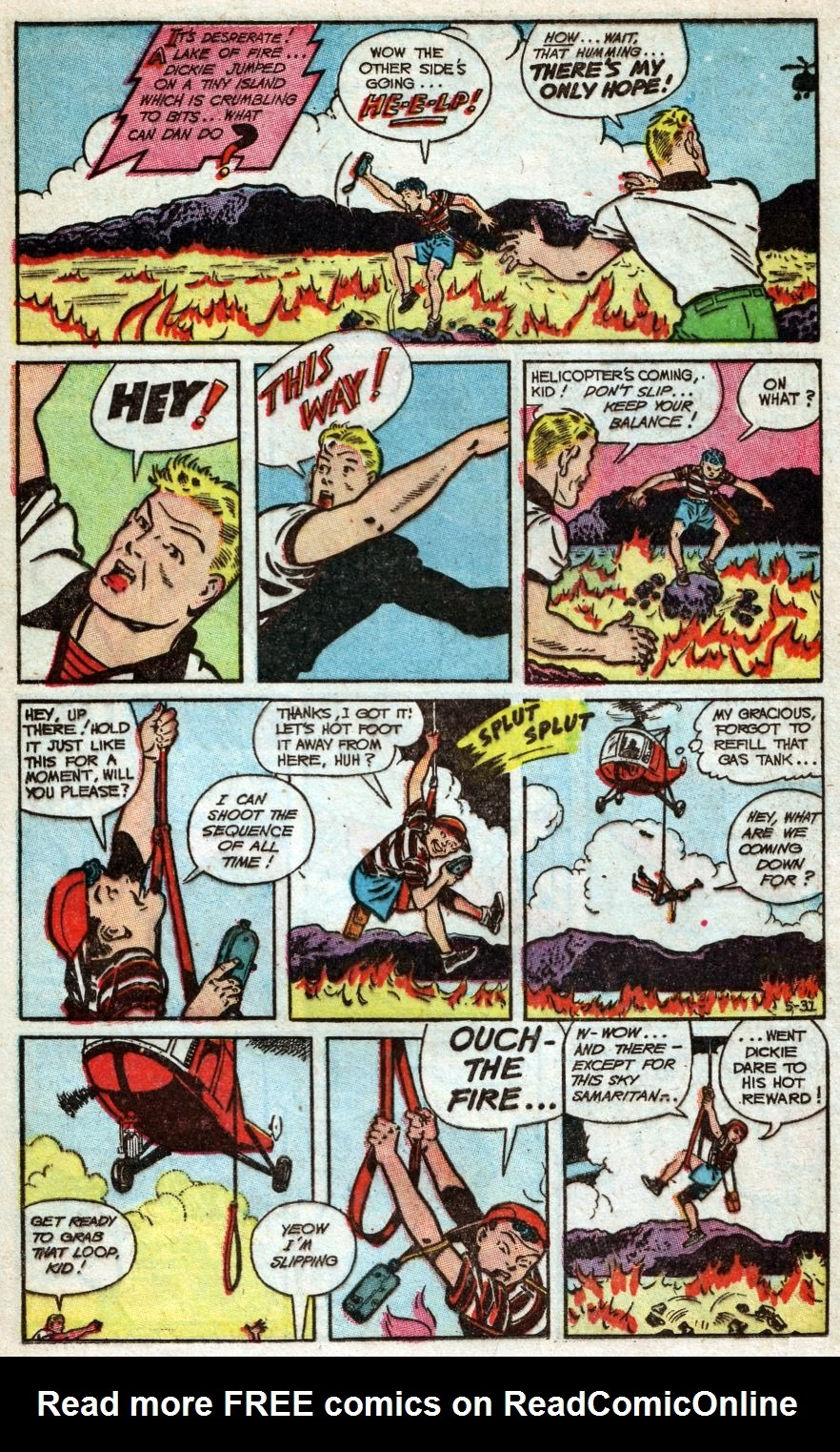 Read online Famous Funnies comic -  Issue #216 - 25