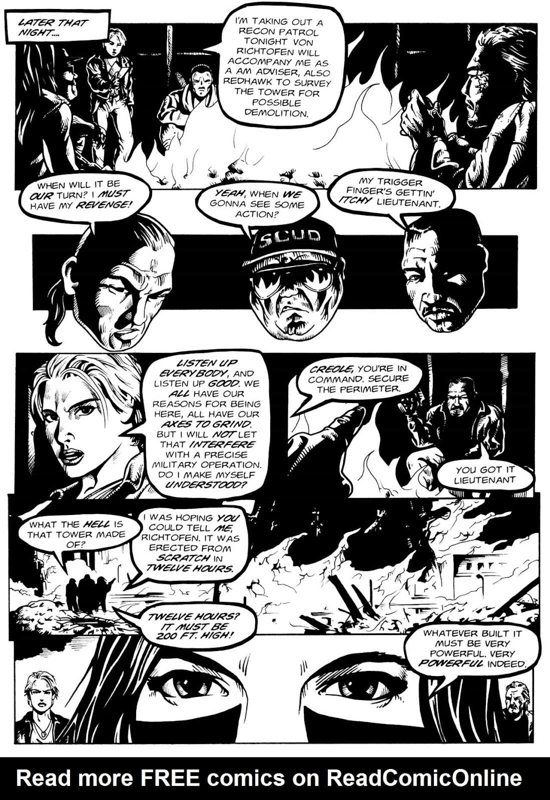 Read online Night of the Living Dead (1994) comic -  Issue #3 - 16