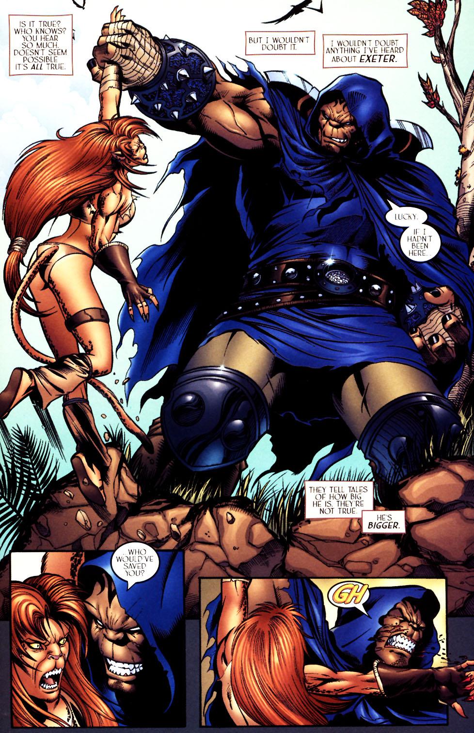 Read online Scion comic -  Issue #10 - 27