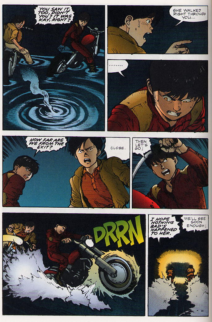 Read online Akira comic -  Issue #25 - 51