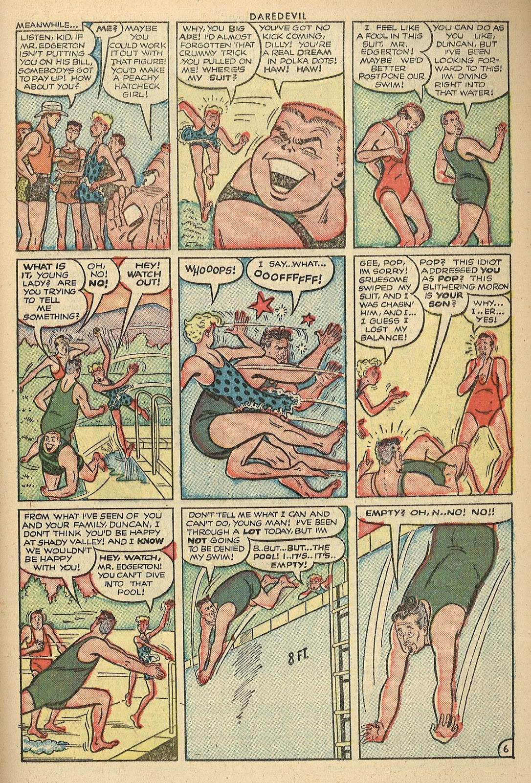 Daredevil (1941) issue 101 - Page 21