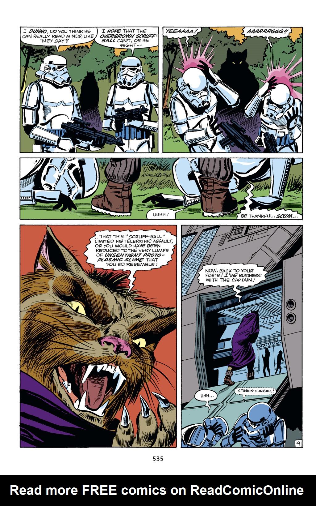 Read online Star Wars Omnibus comic -  Issue # Vol. 18.5 - 249