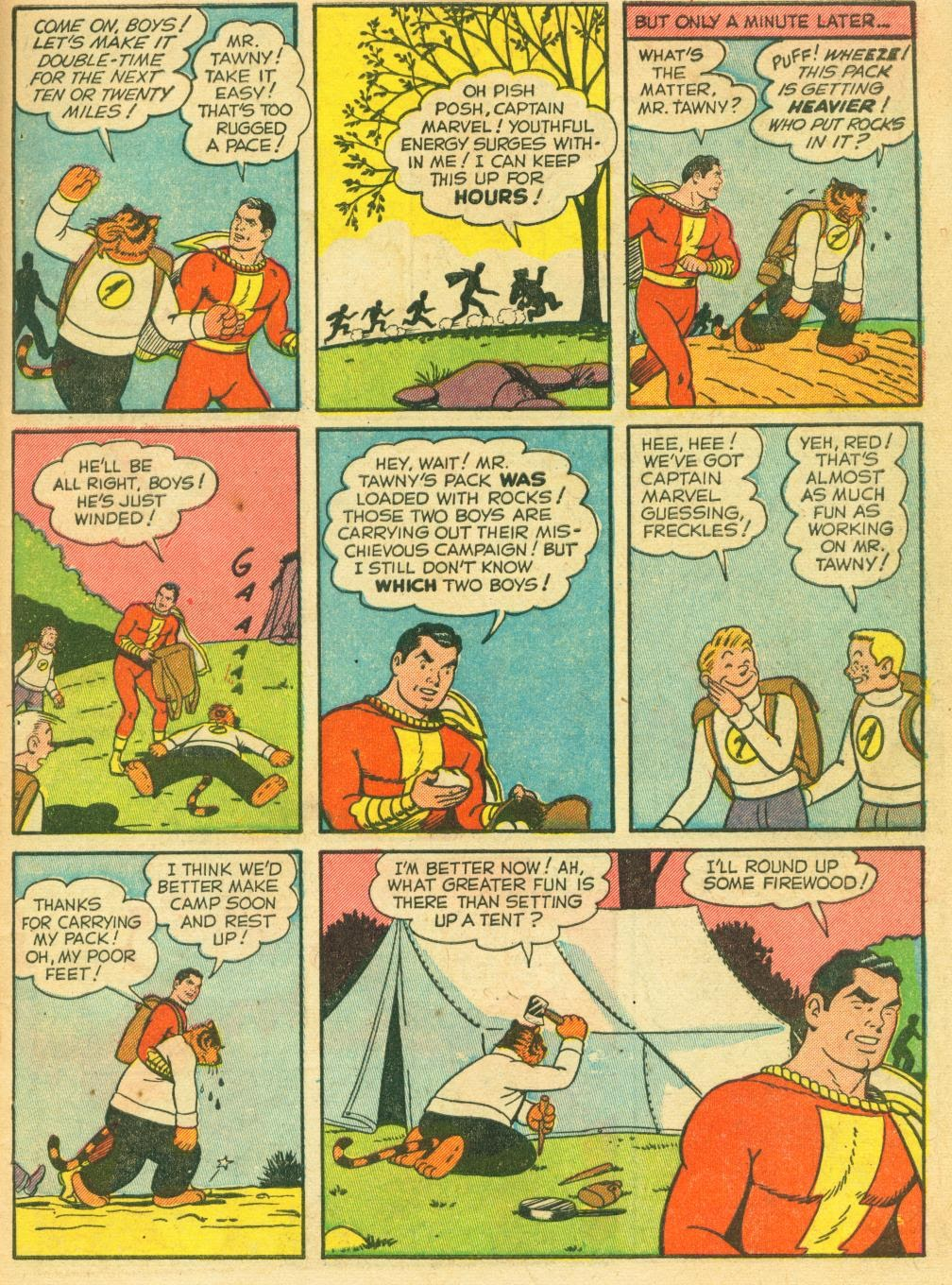 Captain Marvel Adventures issue 131 - Page 31