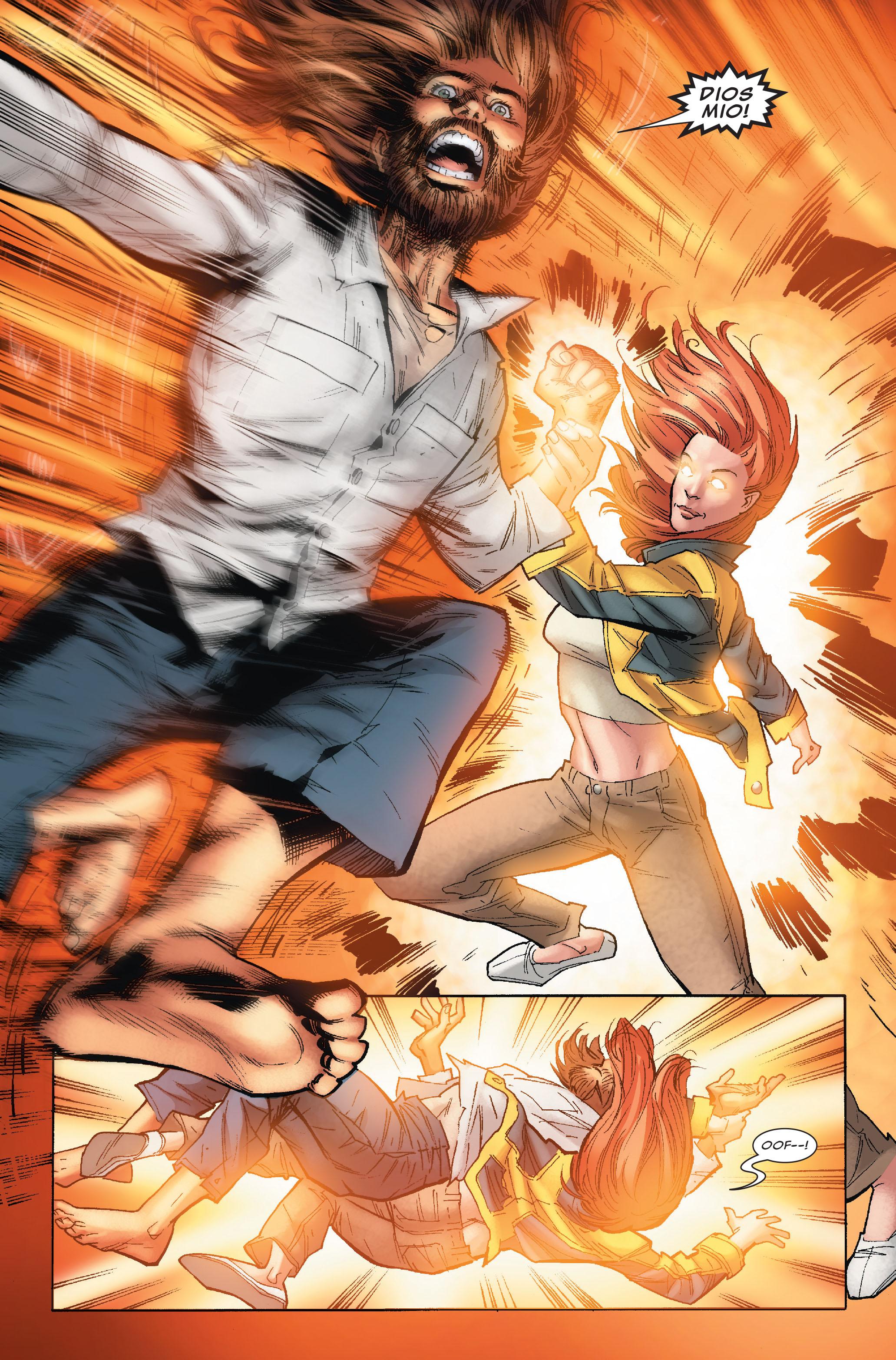 Read online Uncanny X-Men (1963) comic -  Issue #527 - 22