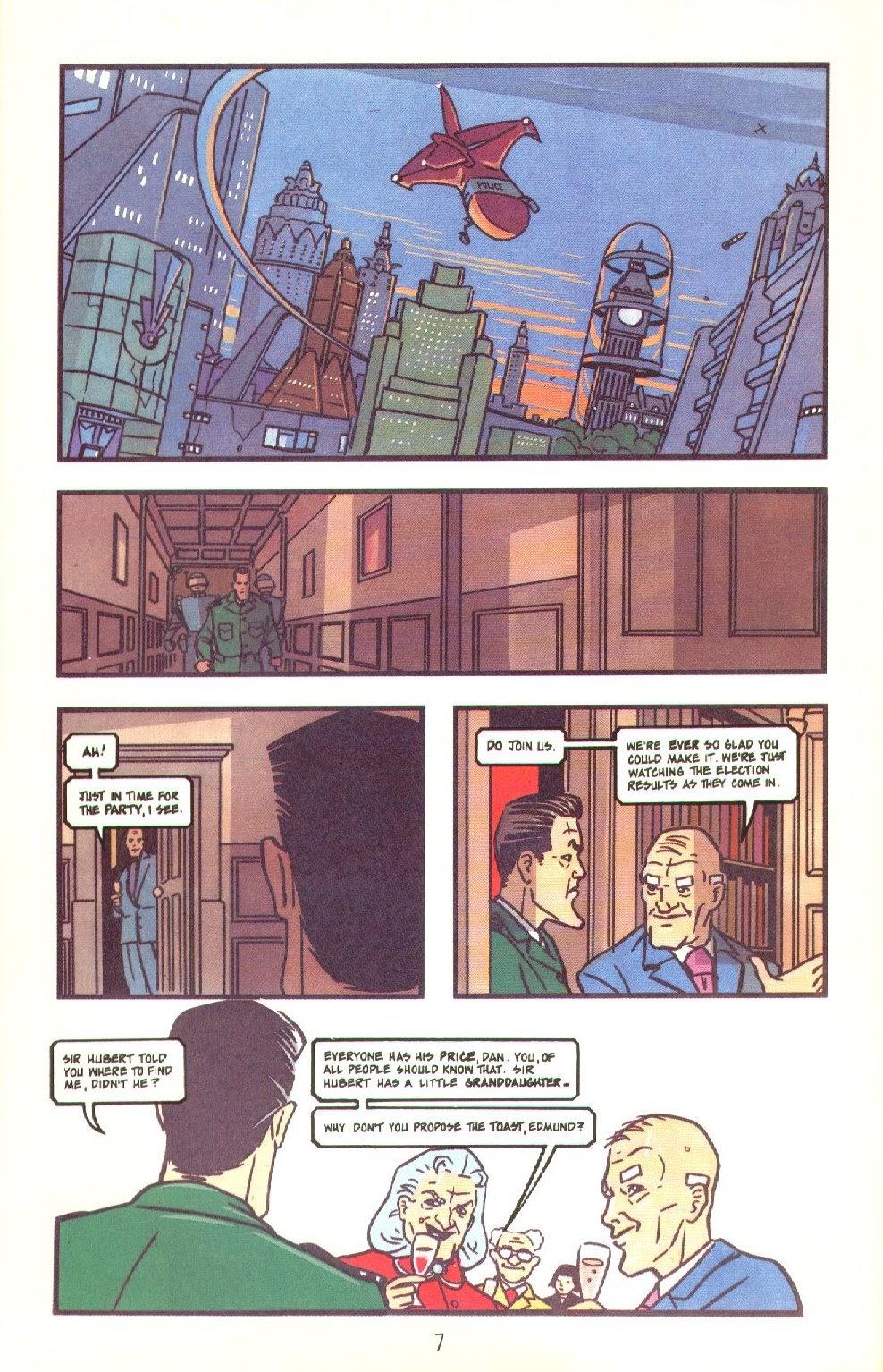 Read online Dare comic -  Issue #4 - 9