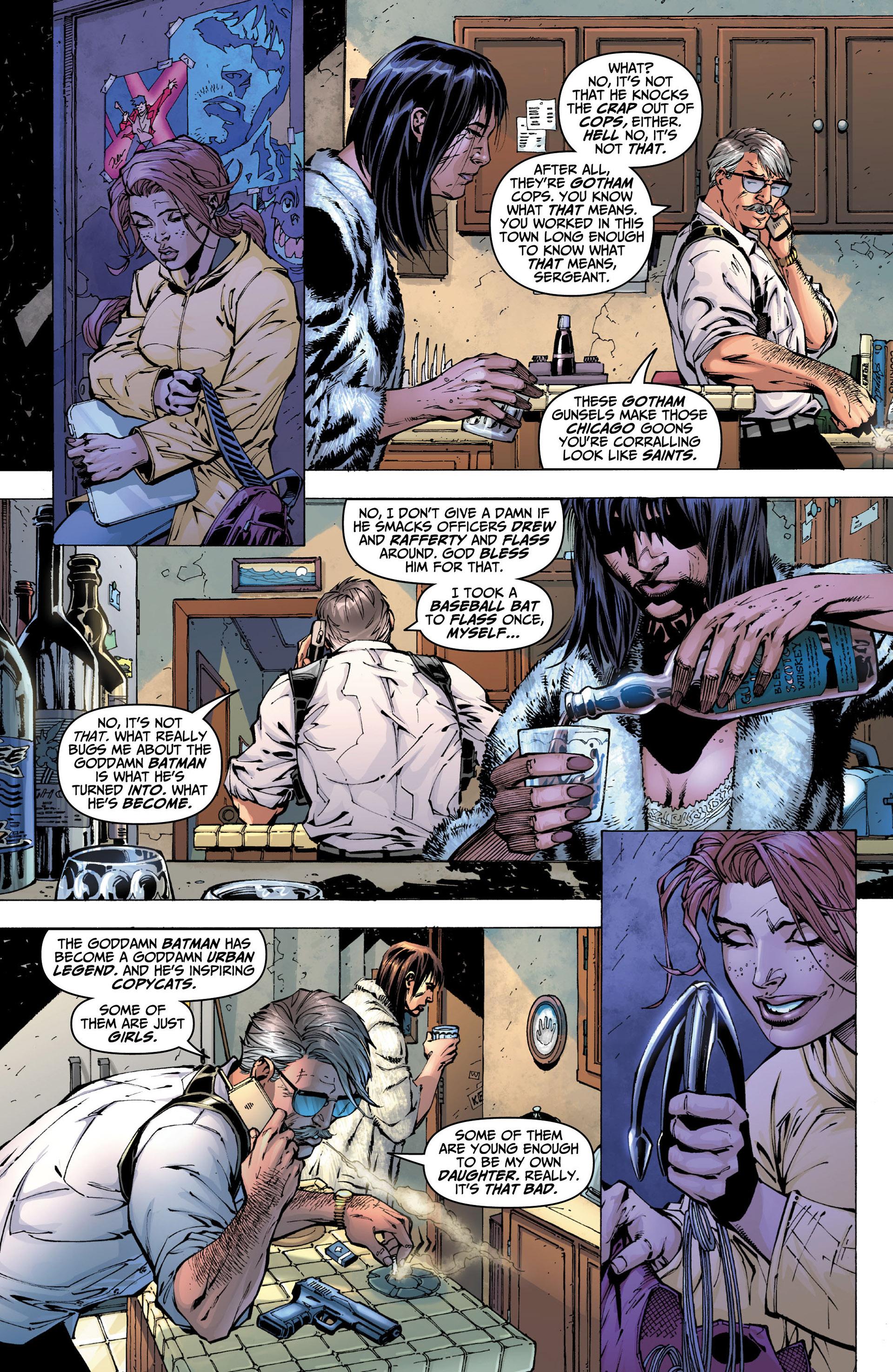 Read online All Star Batman & Robin, The Boy Wonder comic -  Issue #6 - 7