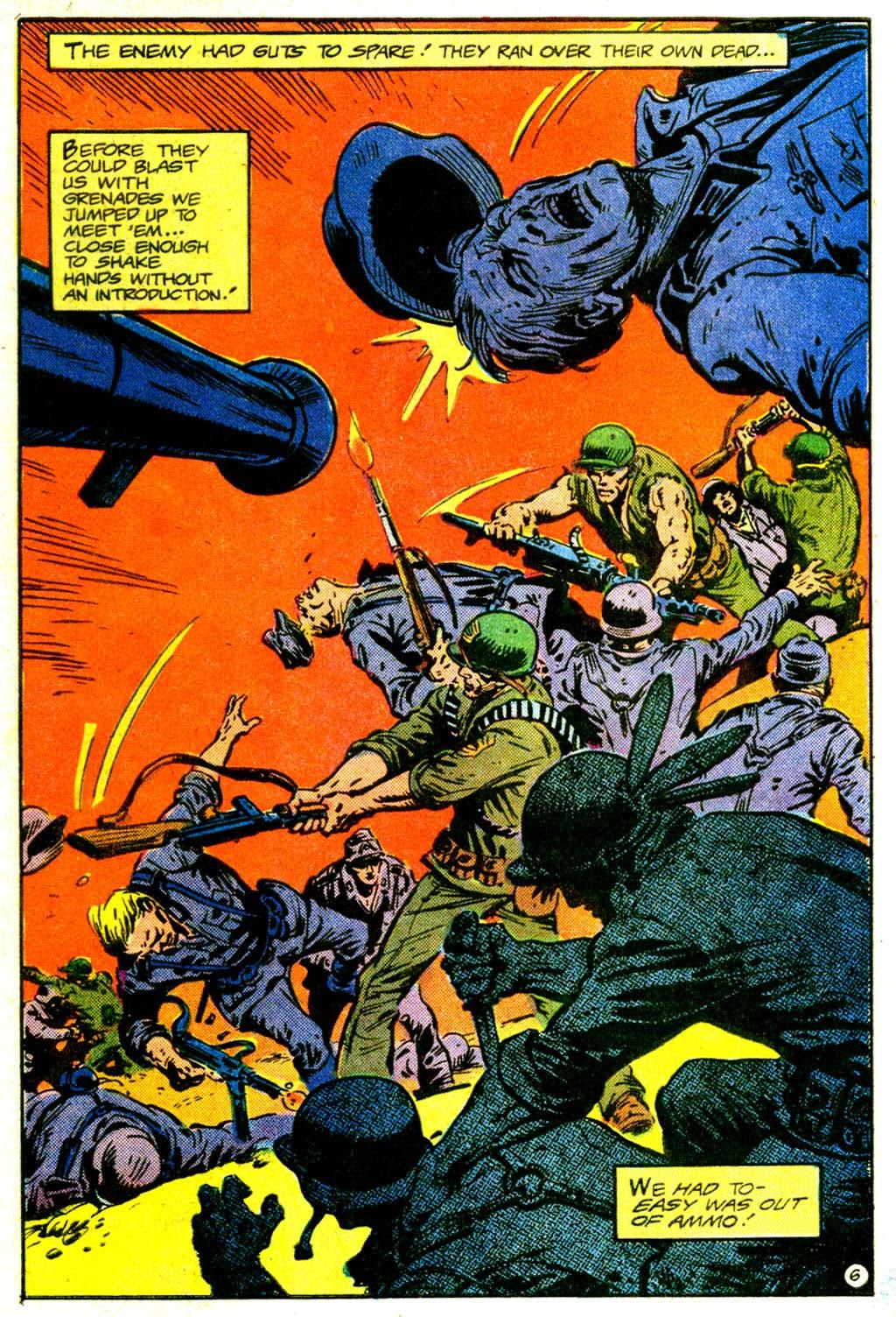 Read online Sgt. Rock comic -  Issue #370 - 10