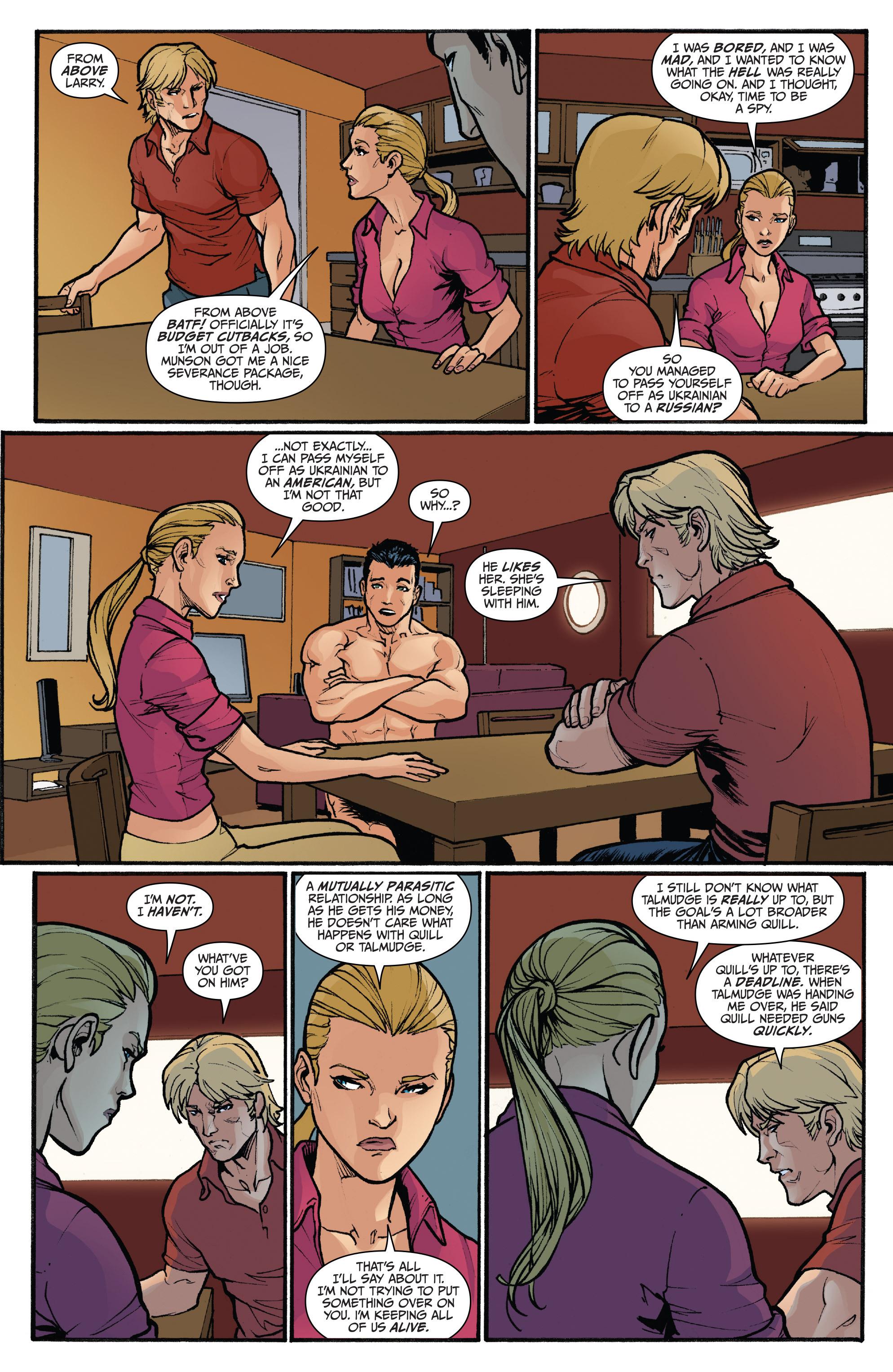 Read online 3 Guns comic -  Issue #5 - 15