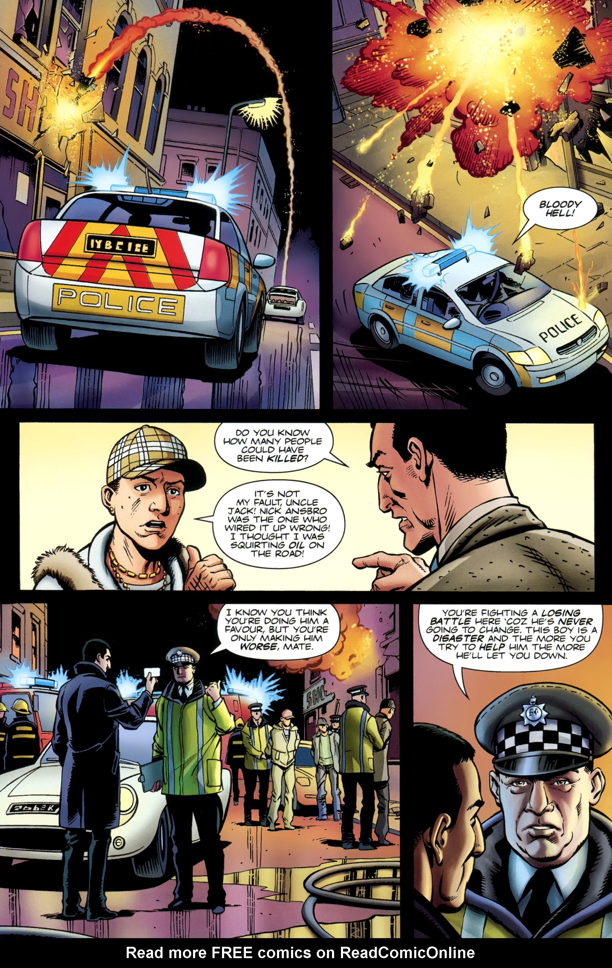 Read online Secret Service comic -  Issue #4 - 5