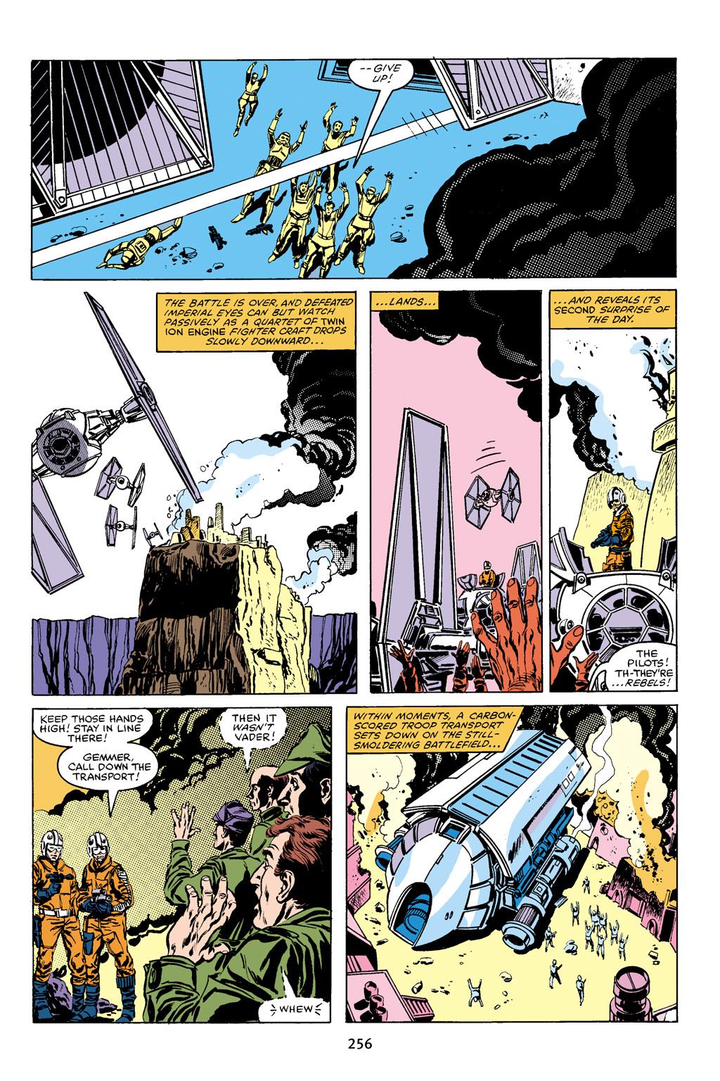 Read online Star Wars Omnibus comic -  Issue # Vol. 16 - 252
