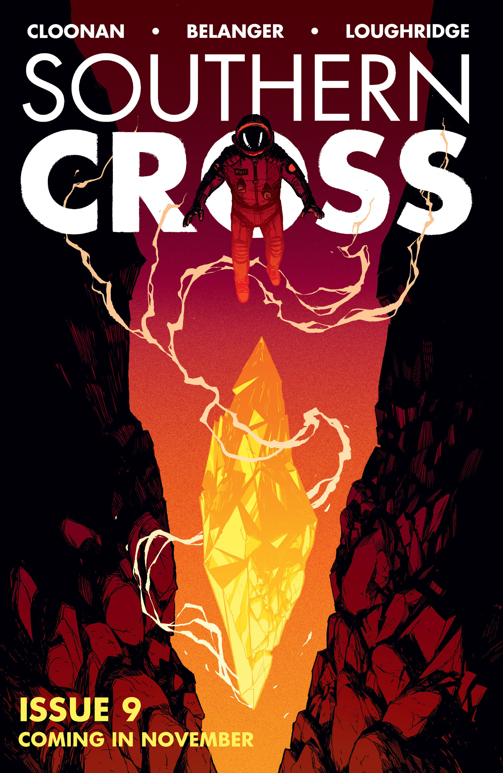 Read online Southern Cross comic -  Issue #8 - 25