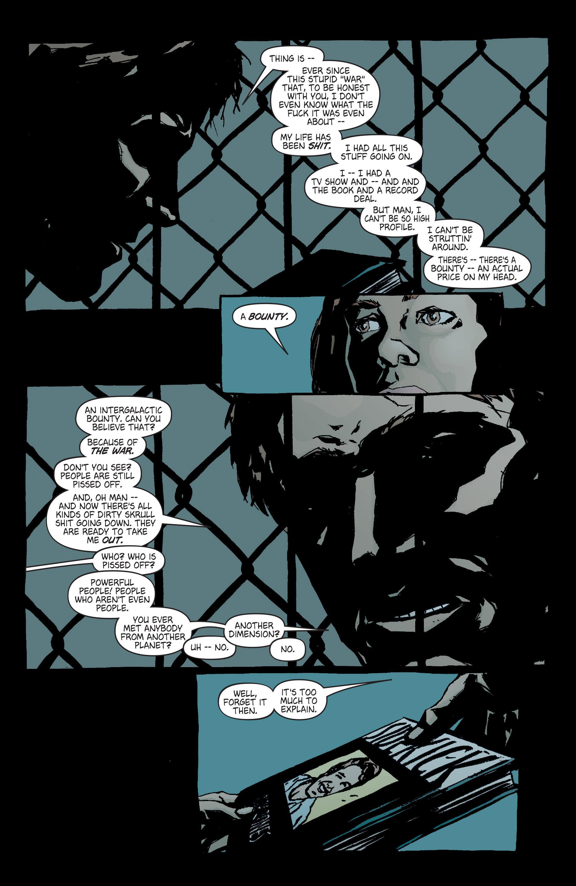 Read online Alias comic -  Issue #8 - 11