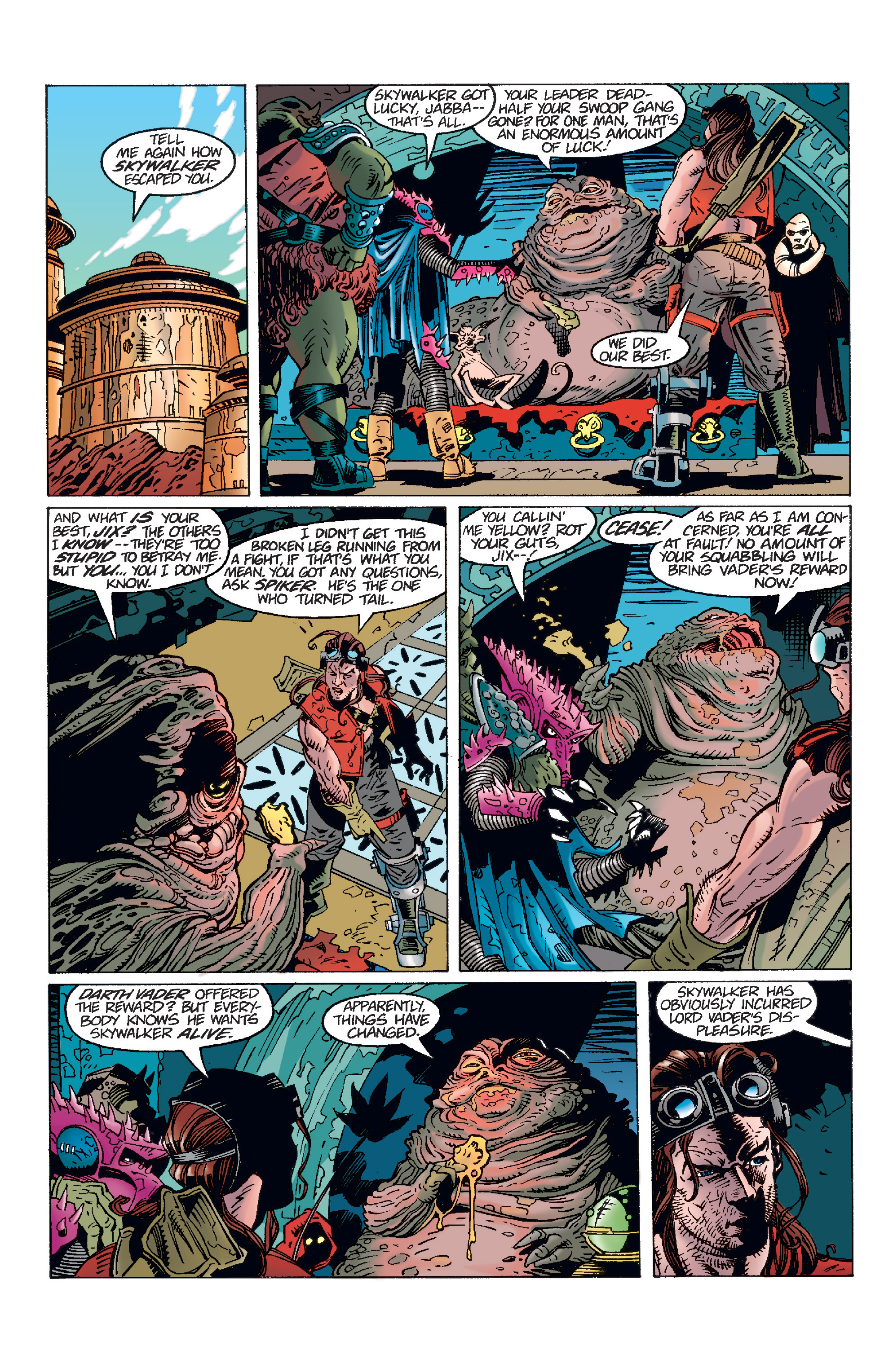 Read online Star Wars Omnibus comic -  Issue # Vol. 11 - 91