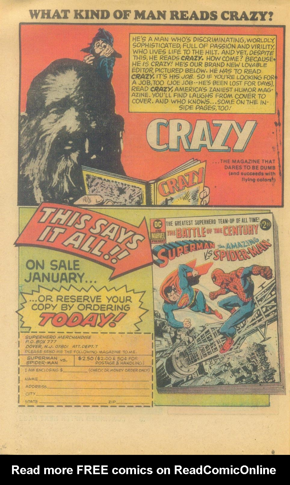 Read online Sgt. Fury comic -  Issue #132 - 22