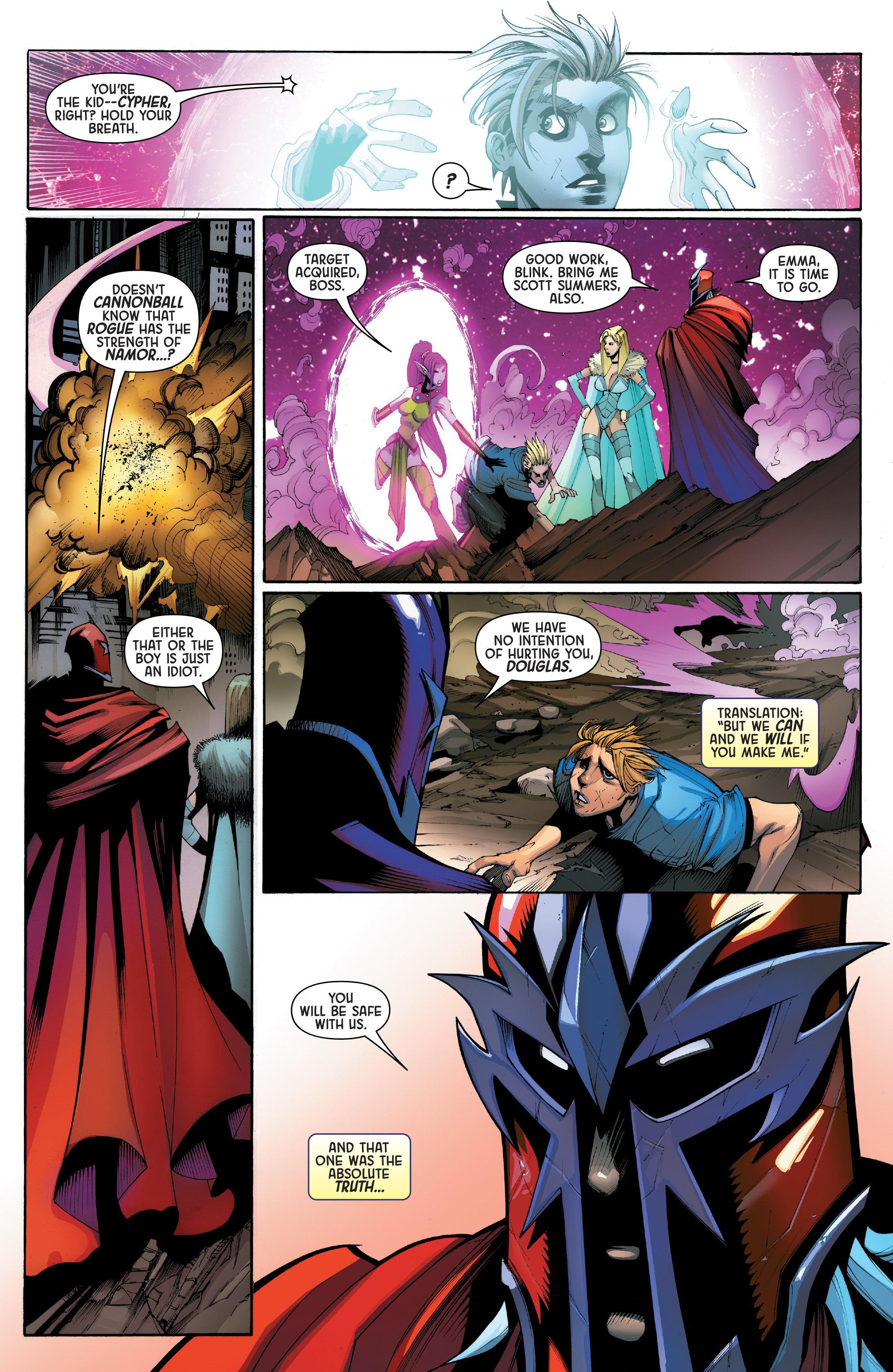 Read online Age of Apocalypse (2015) comic -  Issue #2 - 12